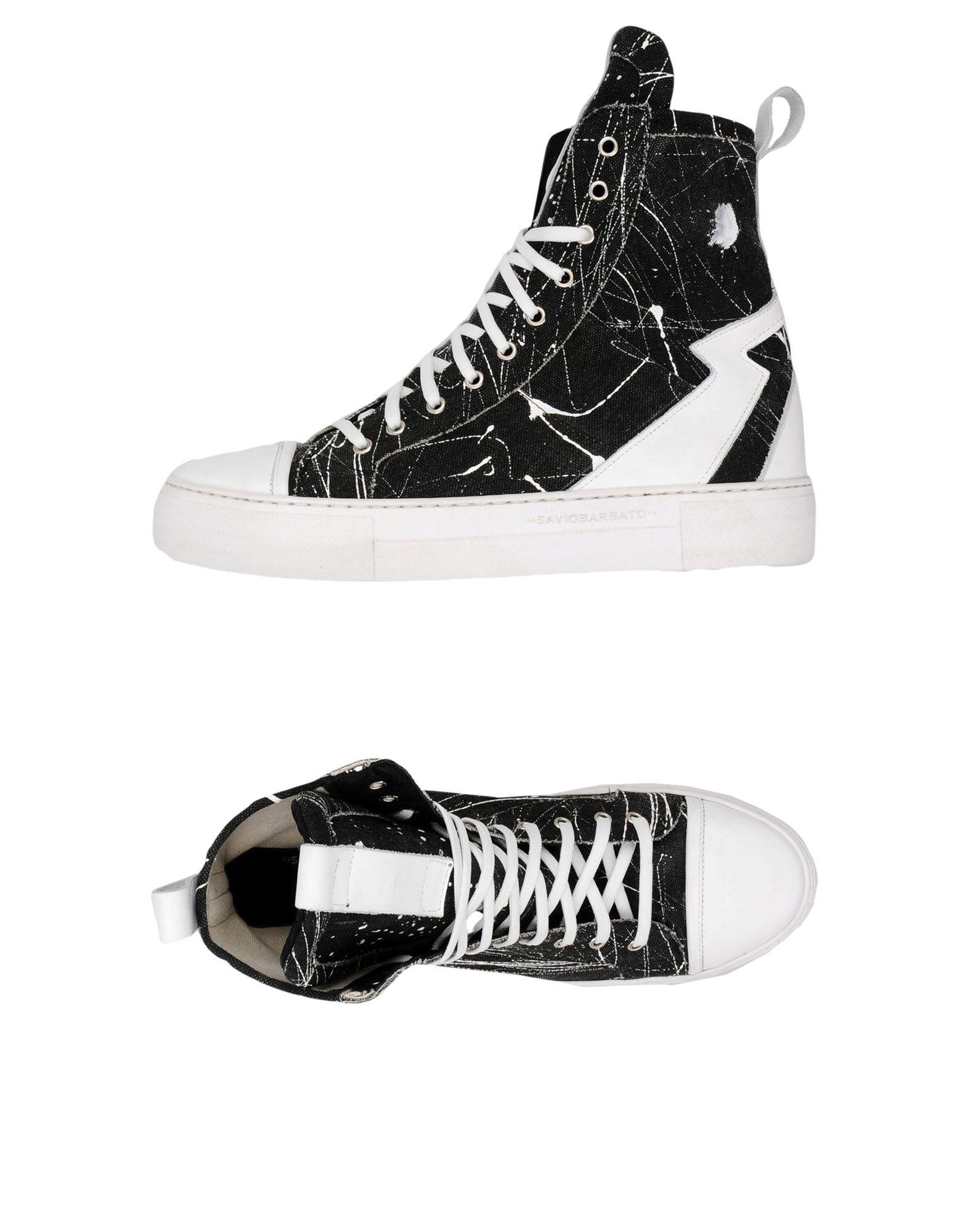 Savio Barbato Sneakers Herren  11447842LG Gute Qualität beliebte Schuhe