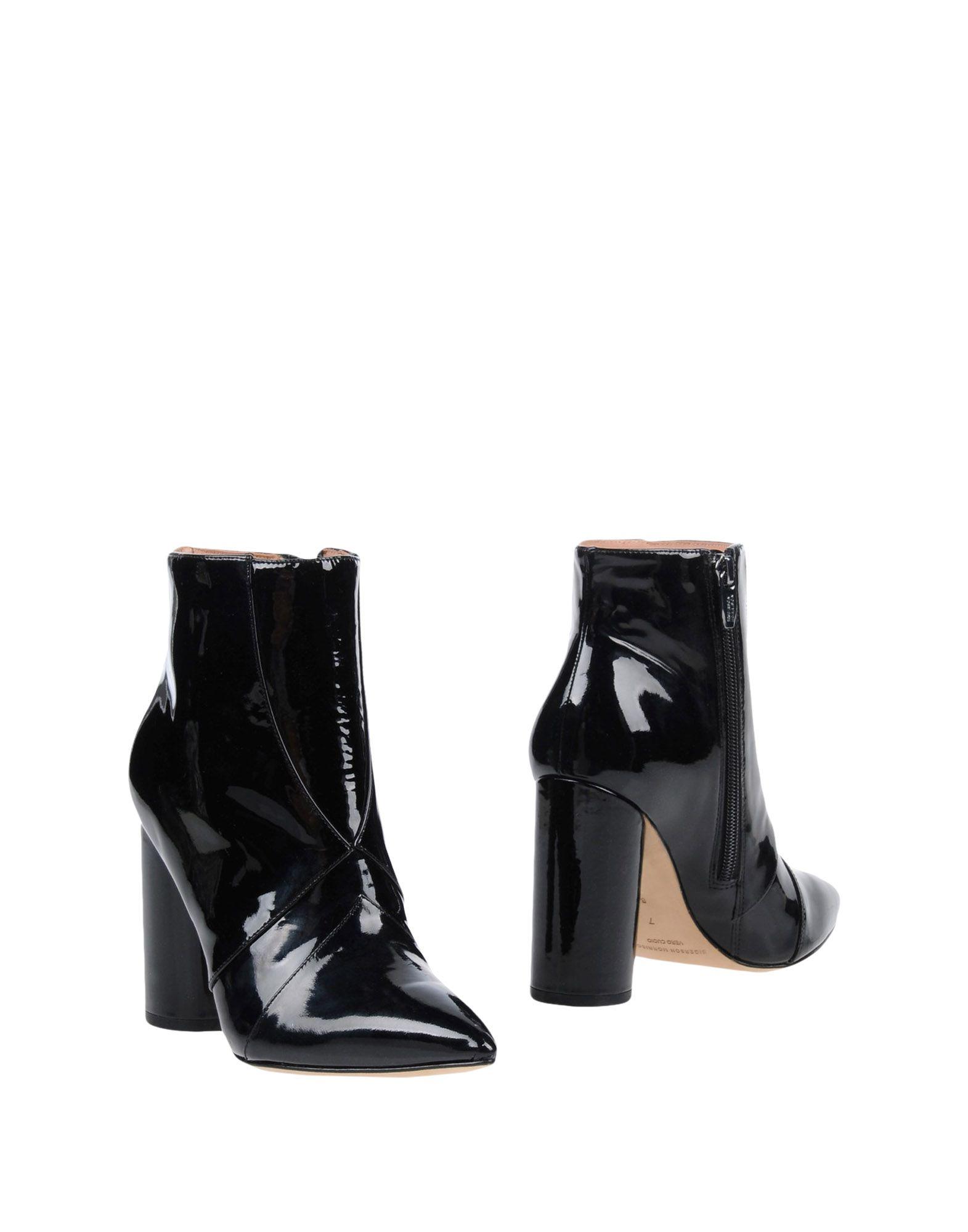 Sigerson Morrison Stiefelette Damen  11447847RTGut aussehende strapazierfähige Schuhe