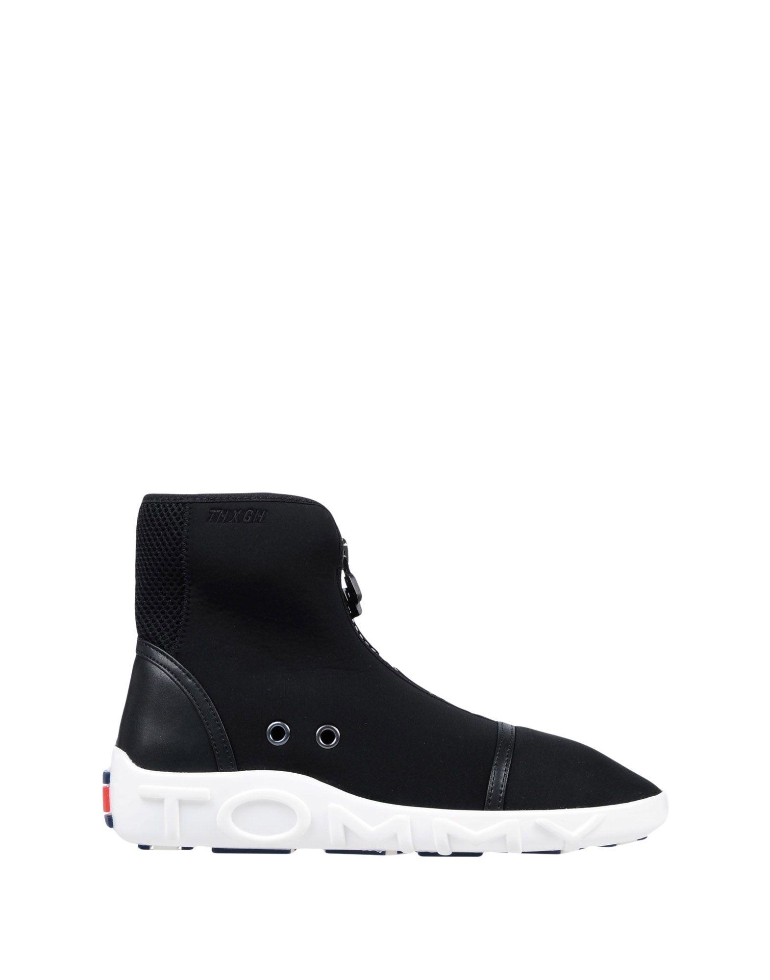Sneakers Gigi Hadid X Tommy Hilfiger G.Hadid Neoprene Boot Sneaker - Femme - Sneakers Gigi Hadid X Tommy Hilfiger sur