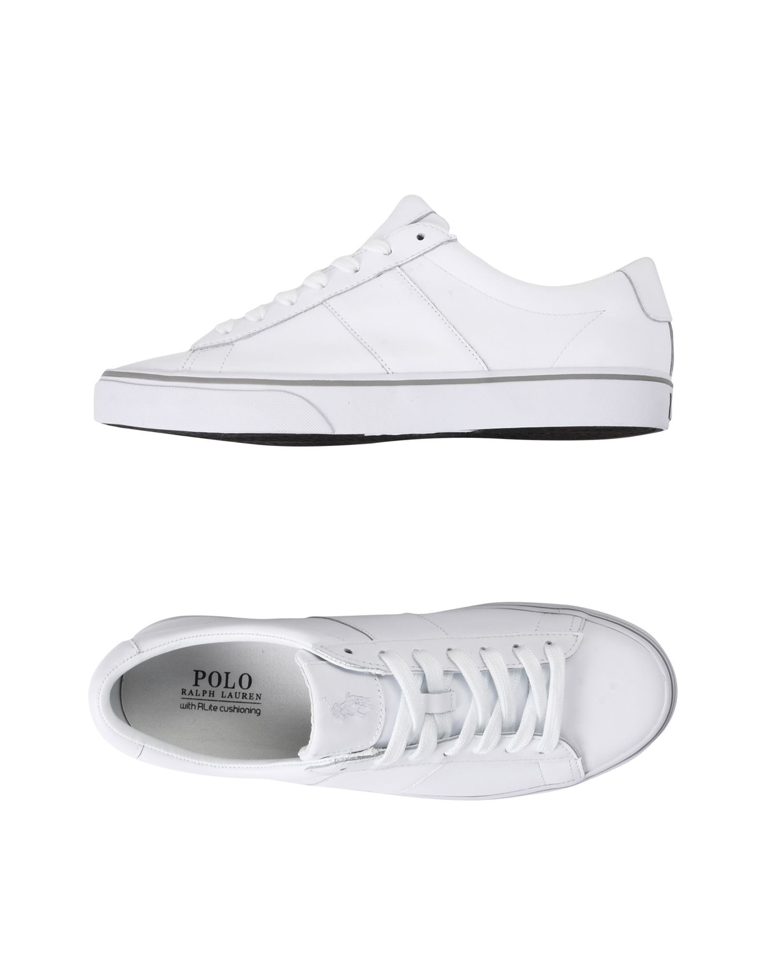 Sneakers Polo Ralph Lauren Uomo - 11447894BN