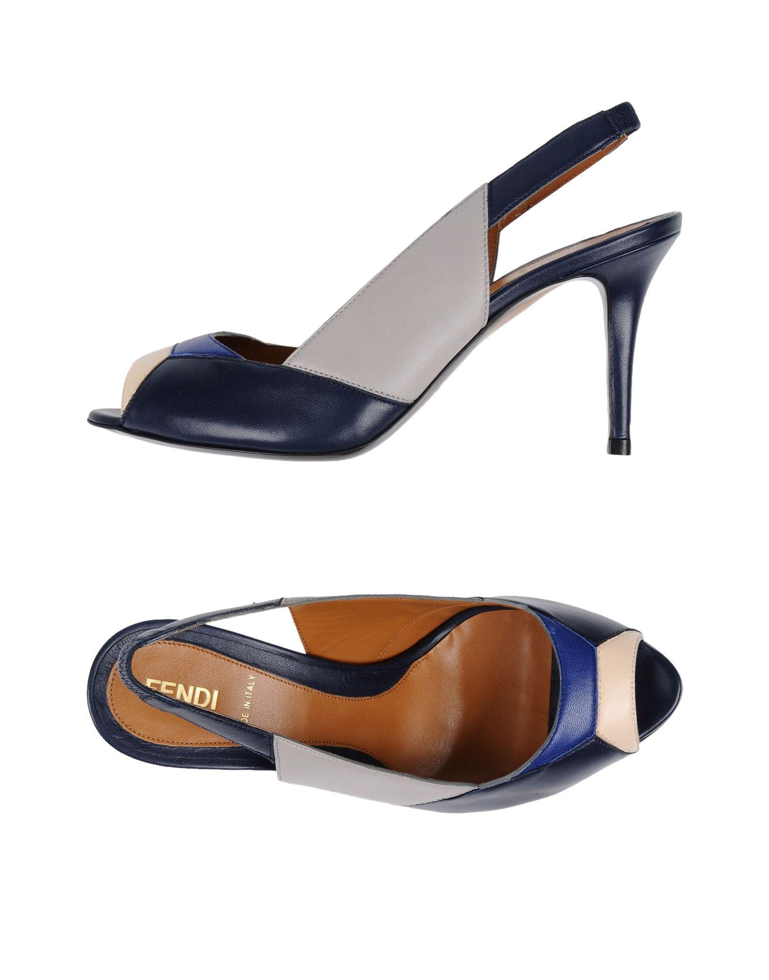 Fendi Sandalen Damen  11447900DXGünstige gut aussehende Schuhe