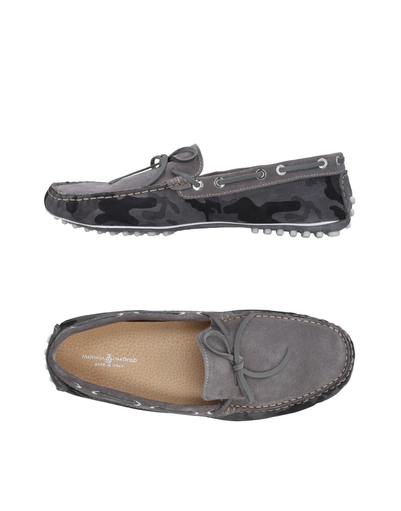 Rabatt echte Schuhe Manuela Dardozzi Mokassins Herren  11447912RC