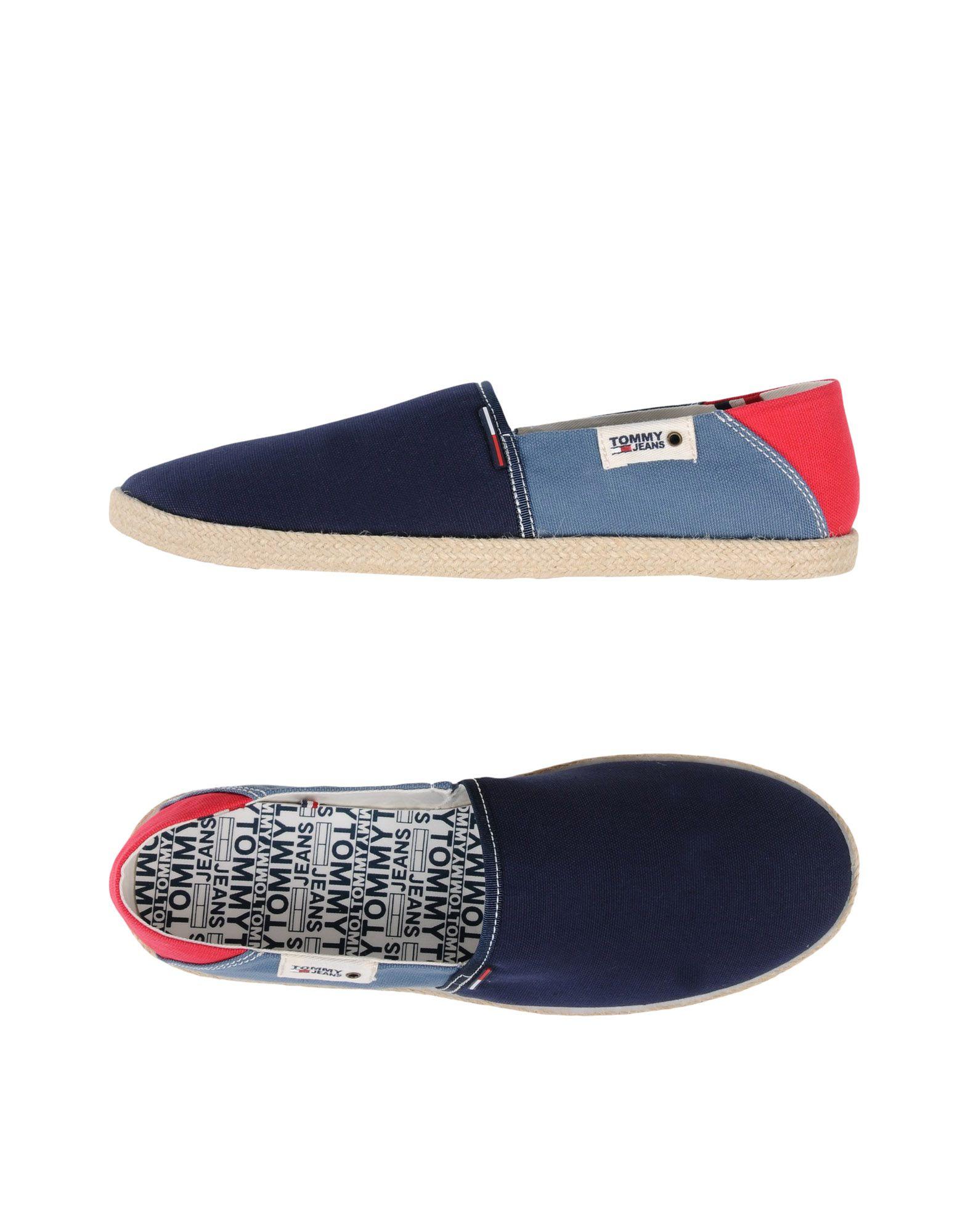 Espadrilles Tommy Jeans Tommy J. Summer Slip On Shoe - Homme - Espadrilles Tommy Jeans sur
