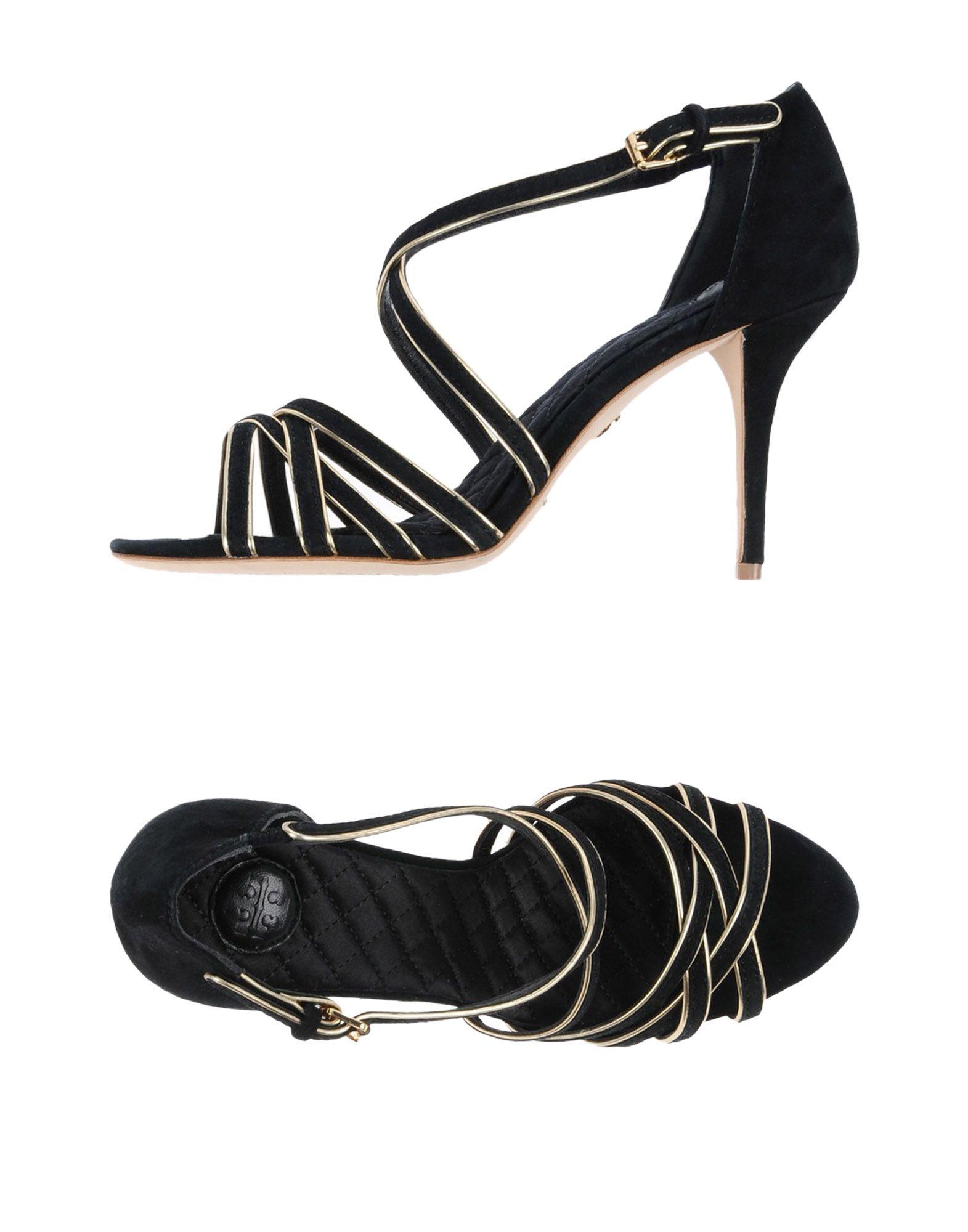 Tory Burch Sandalen Damen  11447959GDGut aussehende strapazierfähige Schuhe