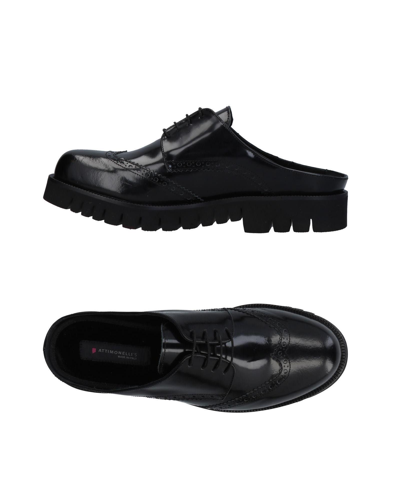 Moda Pantofole Attimonelli's Uomo - 11447961XS