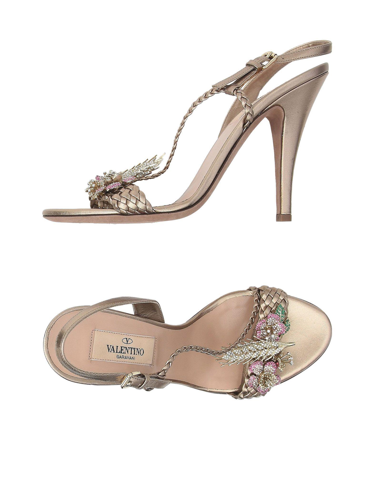 Valentino 11447965XGGünstige Garavani Sandalen Damen  11447965XGGünstige Valentino gut aussehende Schuhe 3f40b5