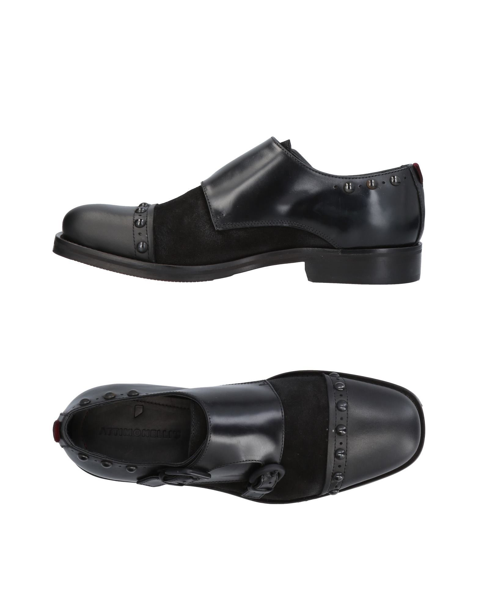 Attimonelli's Mokassins Herren  11447977IW Gute Qualität beliebte Schuhe