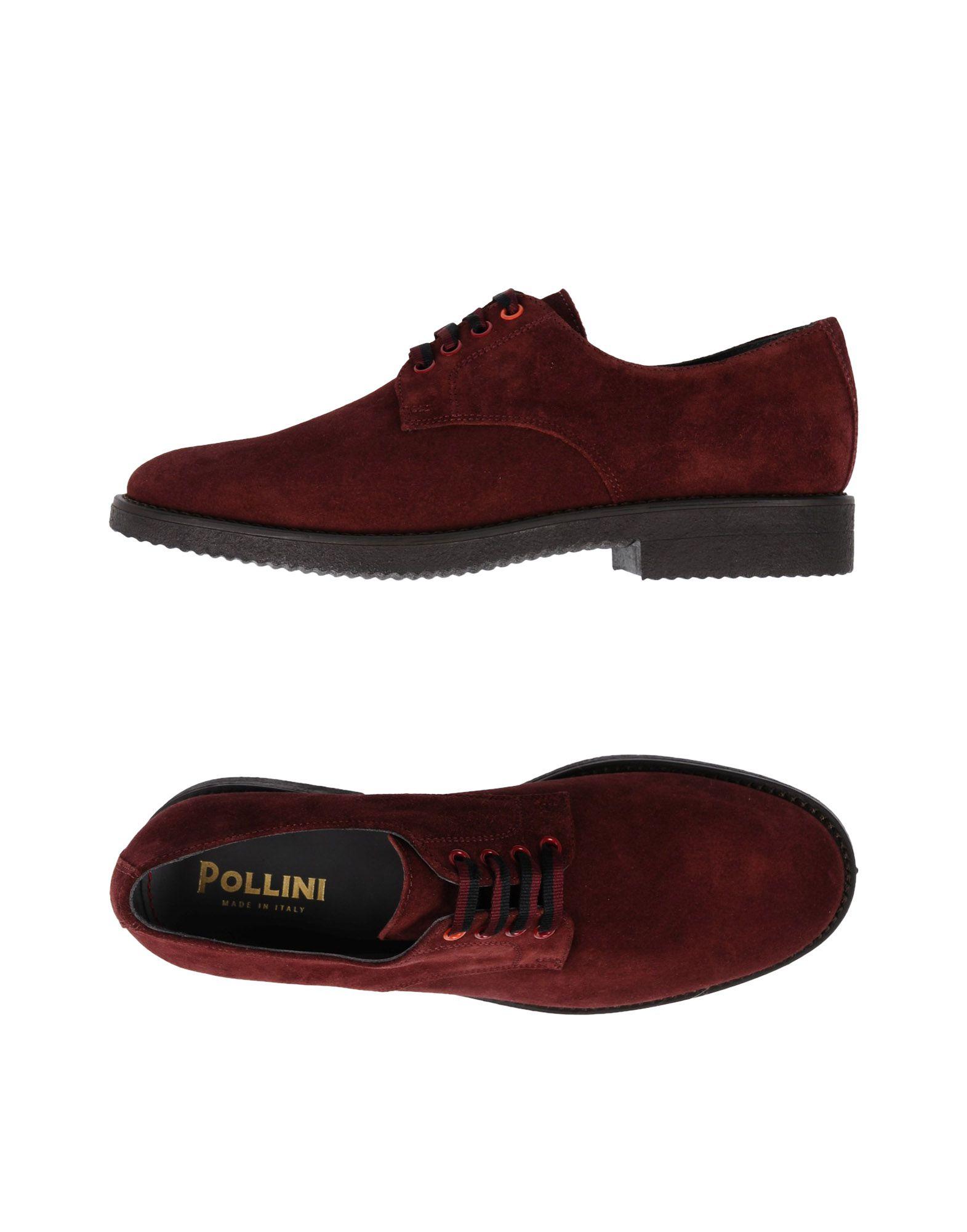 Rabatt  echte Schuhe Pollini Schnürschuhe Herren  Rabatt 11447988EX d0b3e7