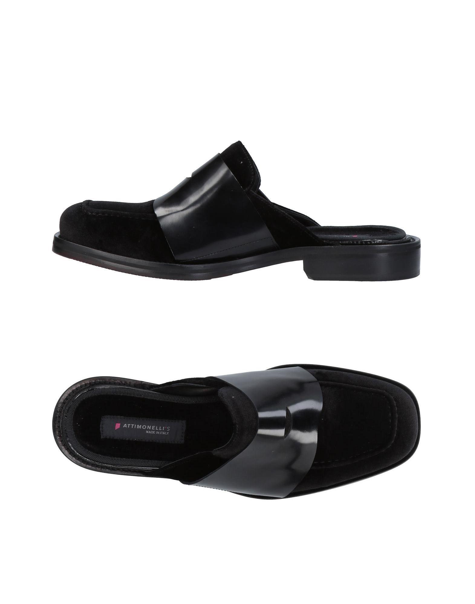 Attimonelli's Hausschuhe Herren  11448023EF Gute Qualität beliebte Schuhe