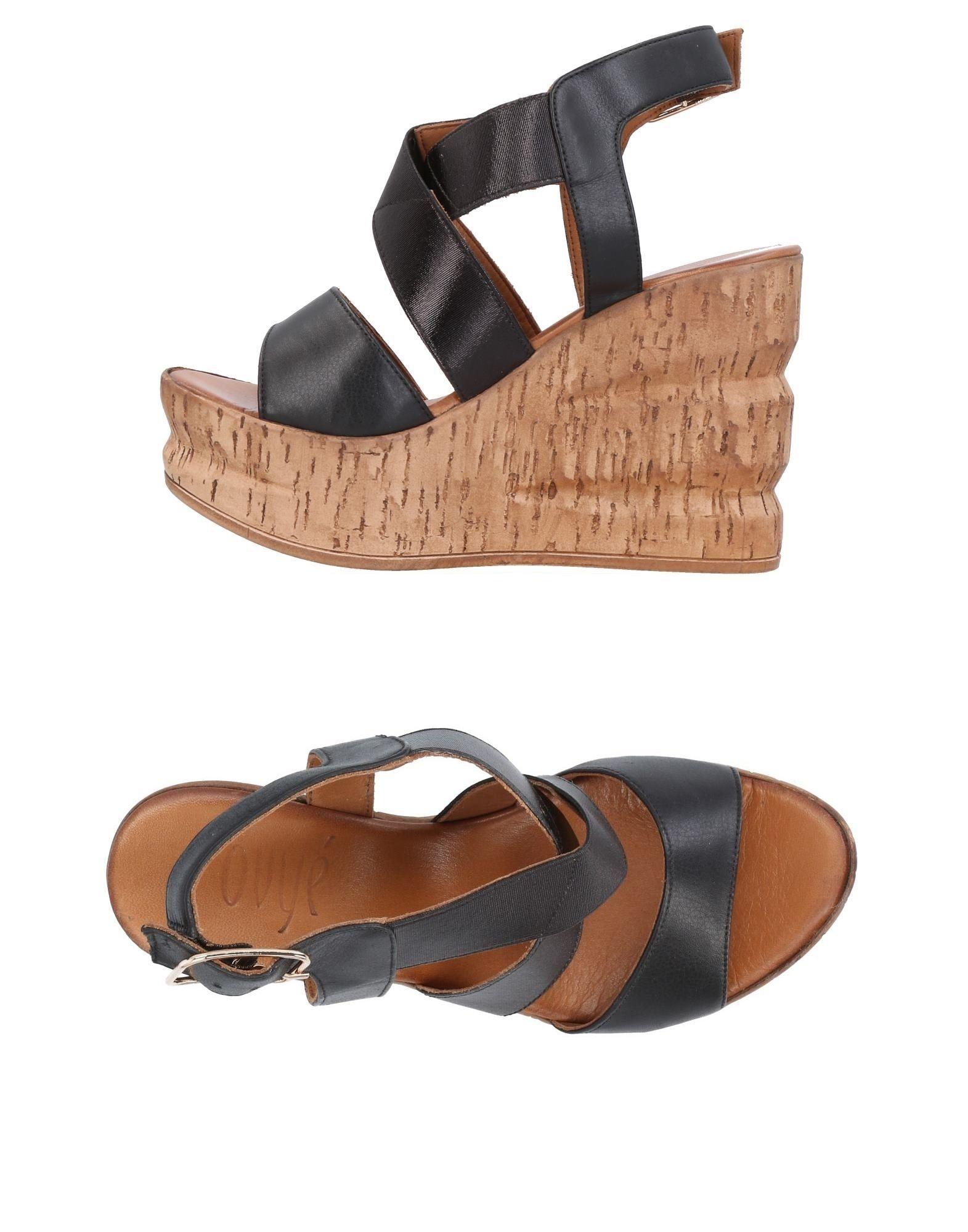 Chaussures - Sandales Post Orteils Ovye Par Cristina Lucchi 4ckJxzSgo
