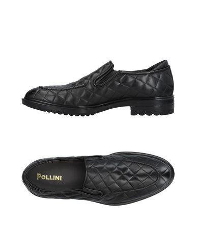 Zapatos con descuento Mocasín Pollini Hombre - Mocasines Pollini - 11448035RN Negro