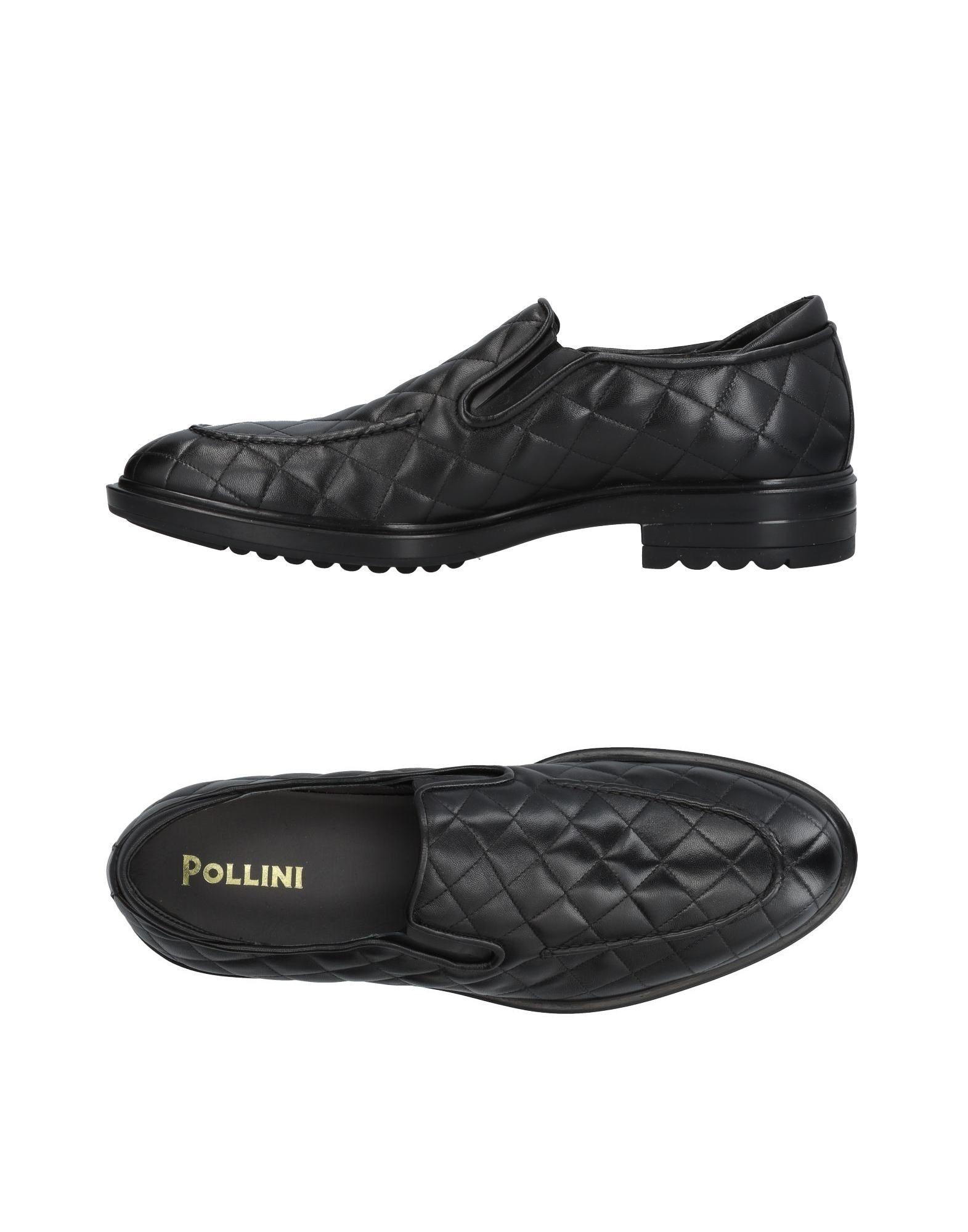 Günstige und modische Schuhe Pollini Mokassins Herren  11448035RN