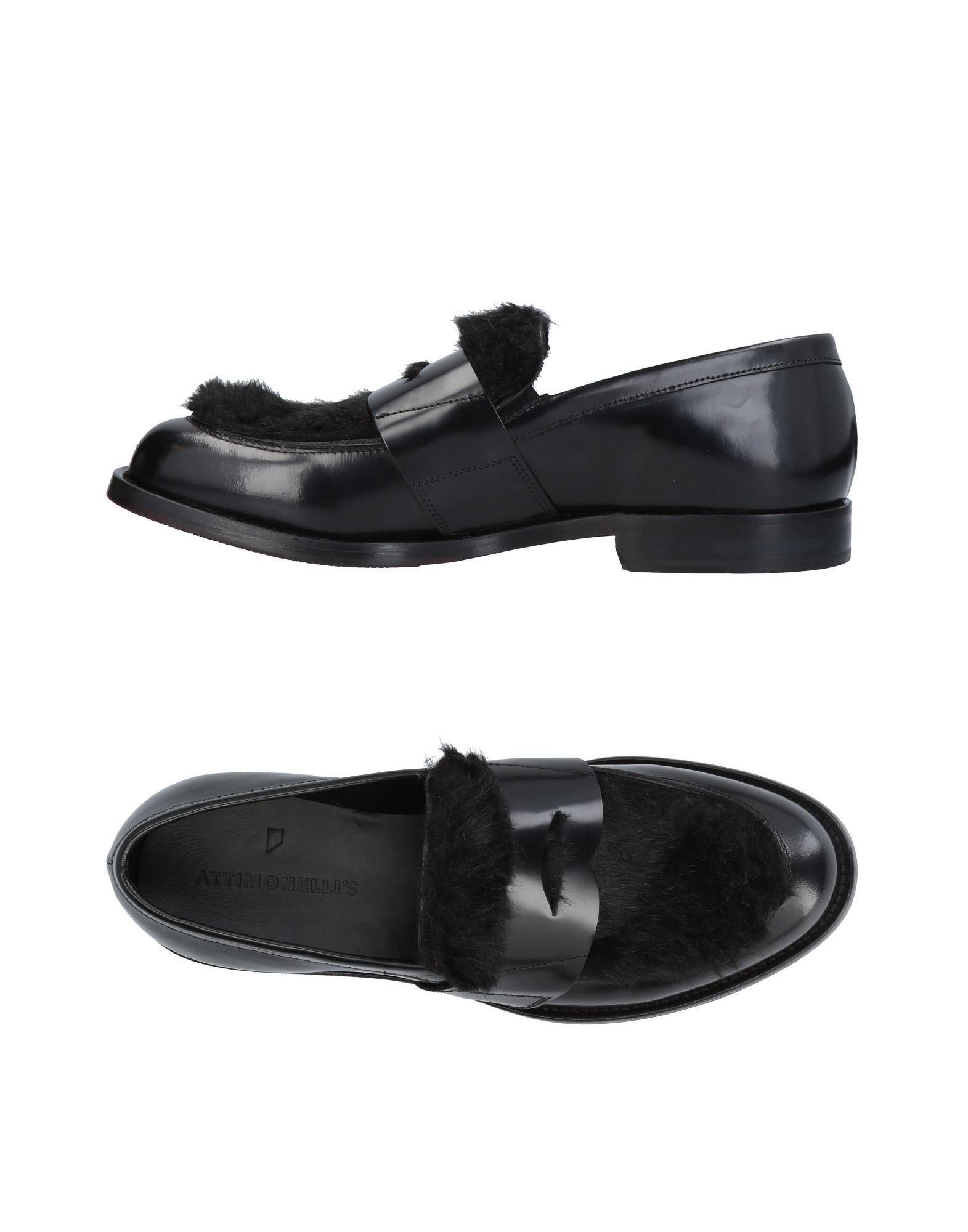 Attimonelli's Mokassins Herren  11448039QV Schuhe Gute Qualität beliebte Schuhe 11448039QV a31f5f