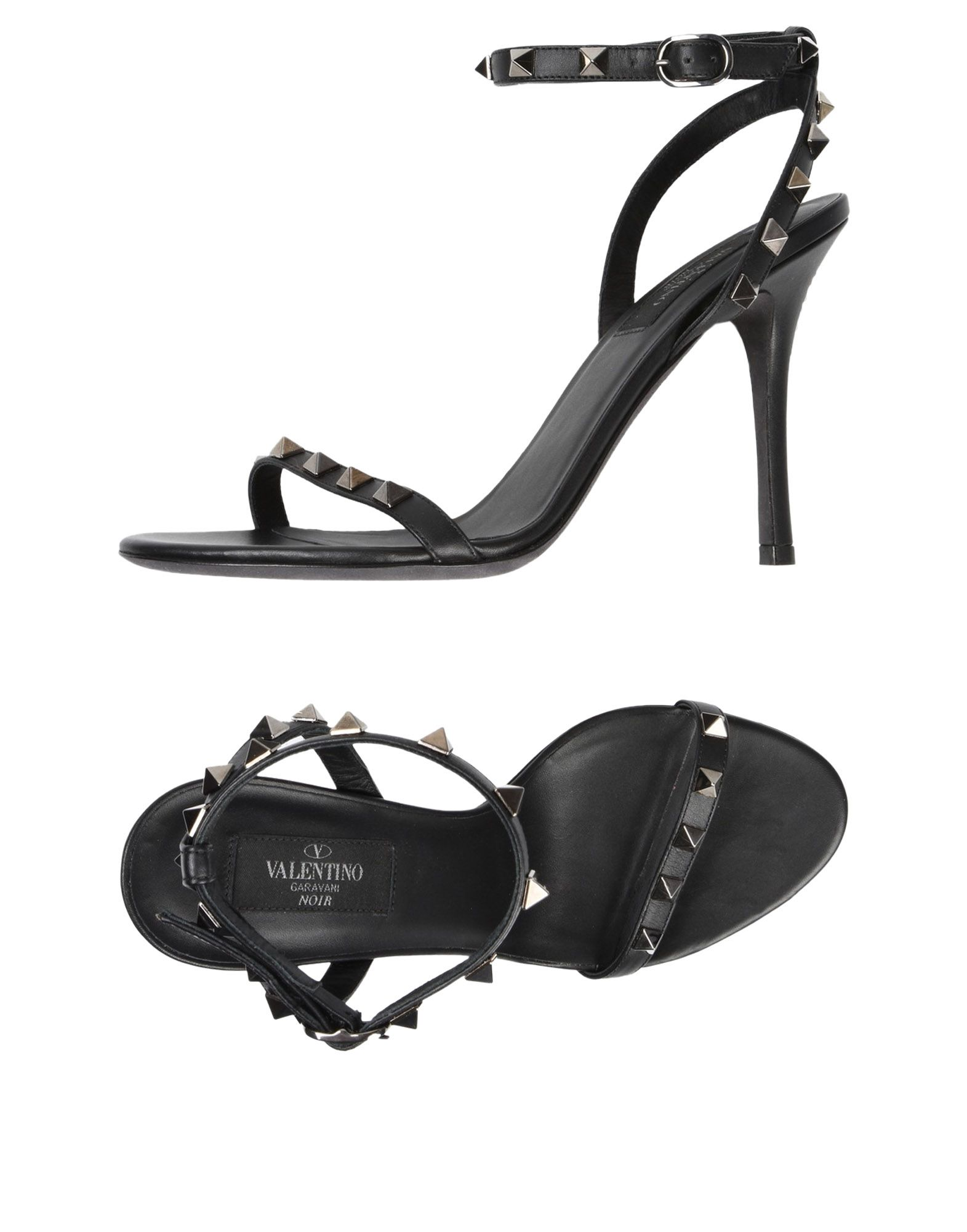 Valentino aussehende Garavani Sandalen Damen  11448075GTGünstige gut aussehende Valentino Schuhe 6a1a09