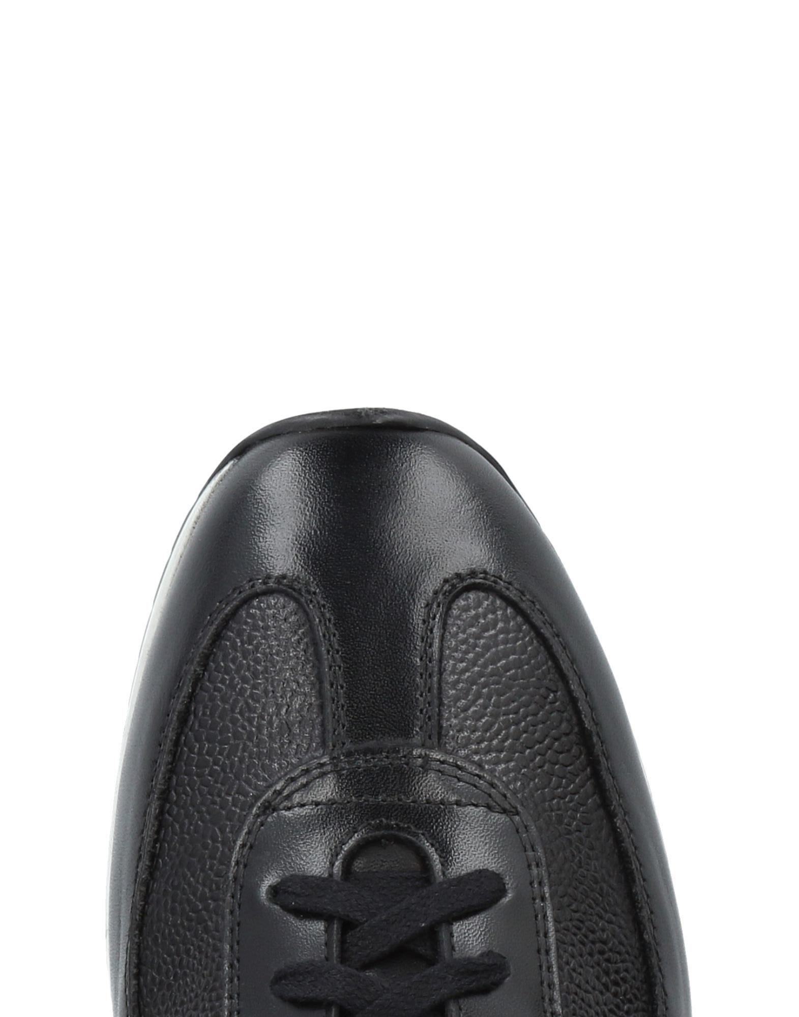 Pollini Les Sneakers Sneakers Homme Les chaussures Pollini Noir J3T1FcKl