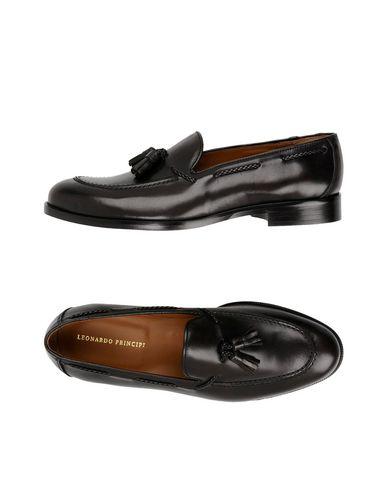 Zapatos con descuento Mocasín Leonardo Principi Hombre - Mocasines Leonardo Principi - 11448101PS Café