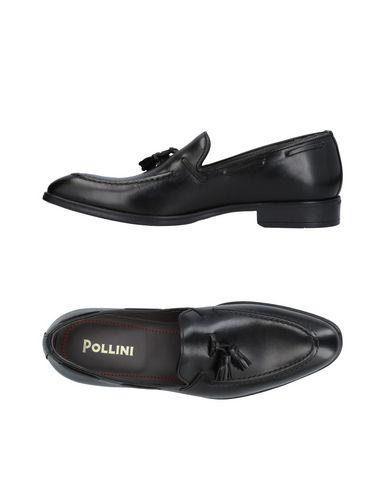Zapatos con descuento Mocasín Pollini Hombre - Negro Mocasines Pollini - 11448105HR Negro - 5a3d12