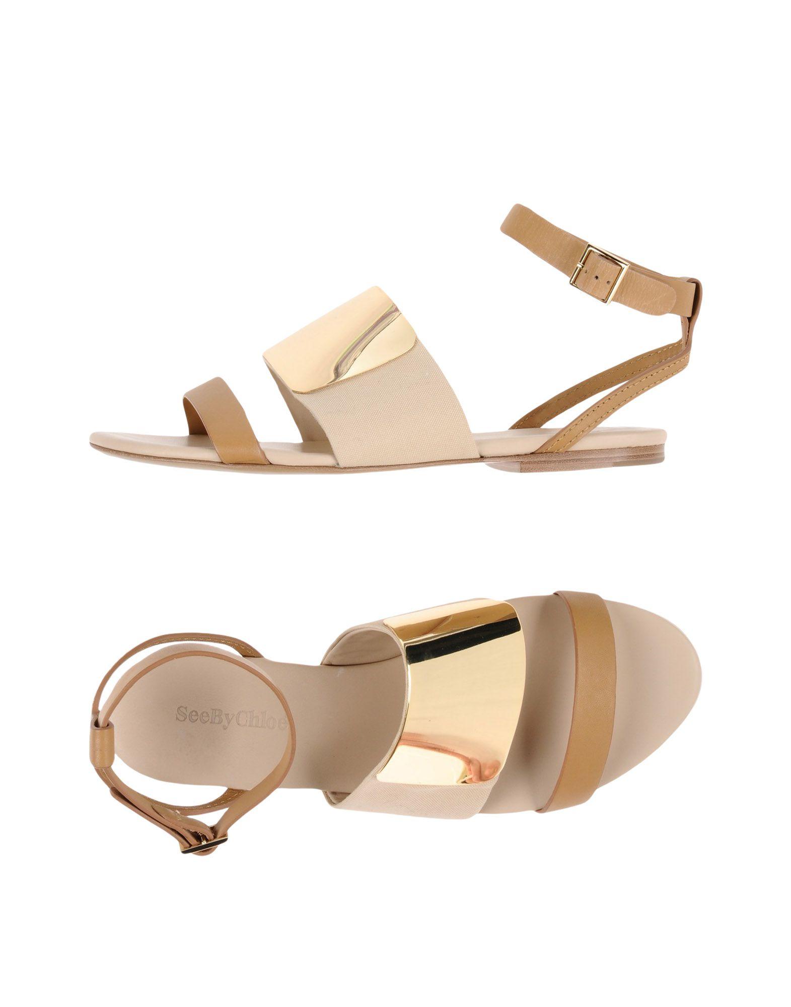 See By Chloé Sandalen Damen  11448113EX Neue Schuhe