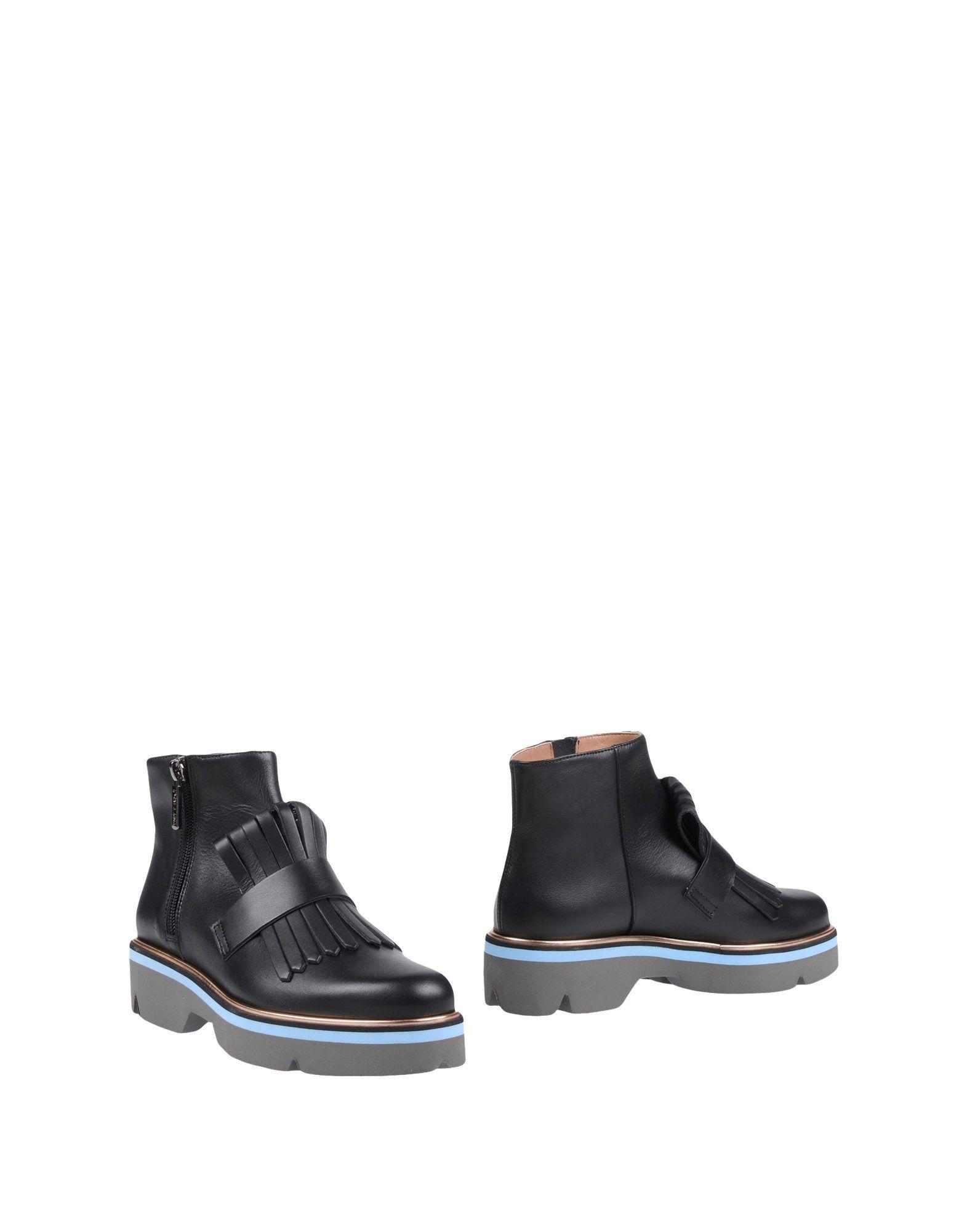Pollini Stiefelette Damen  11448152VCGut aussehende strapazierfähige Schuhe