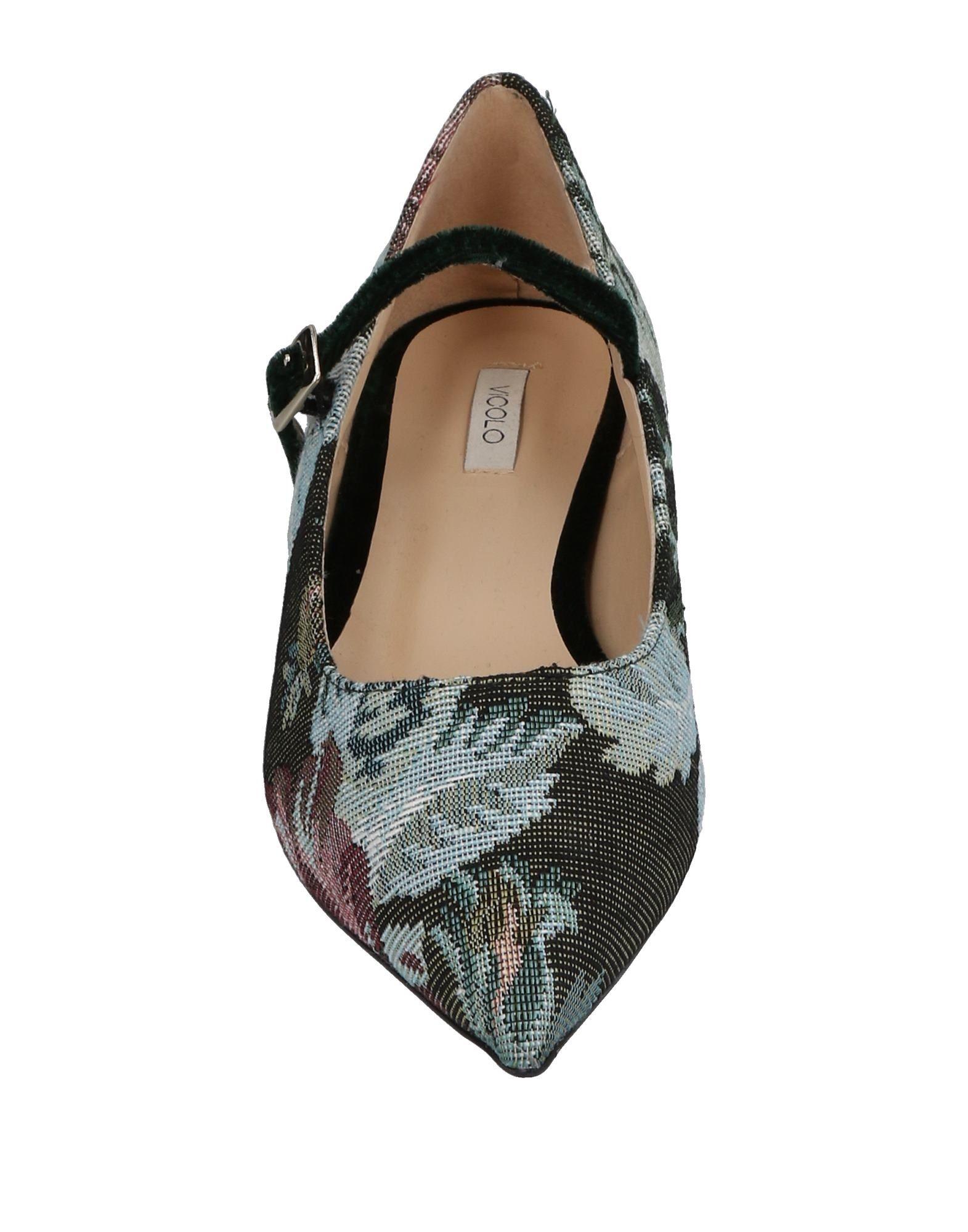 Vicolo Ballerinas Damen beliebte  11448206IT Gute Qualität beliebte Damen Schuhe e4adfe