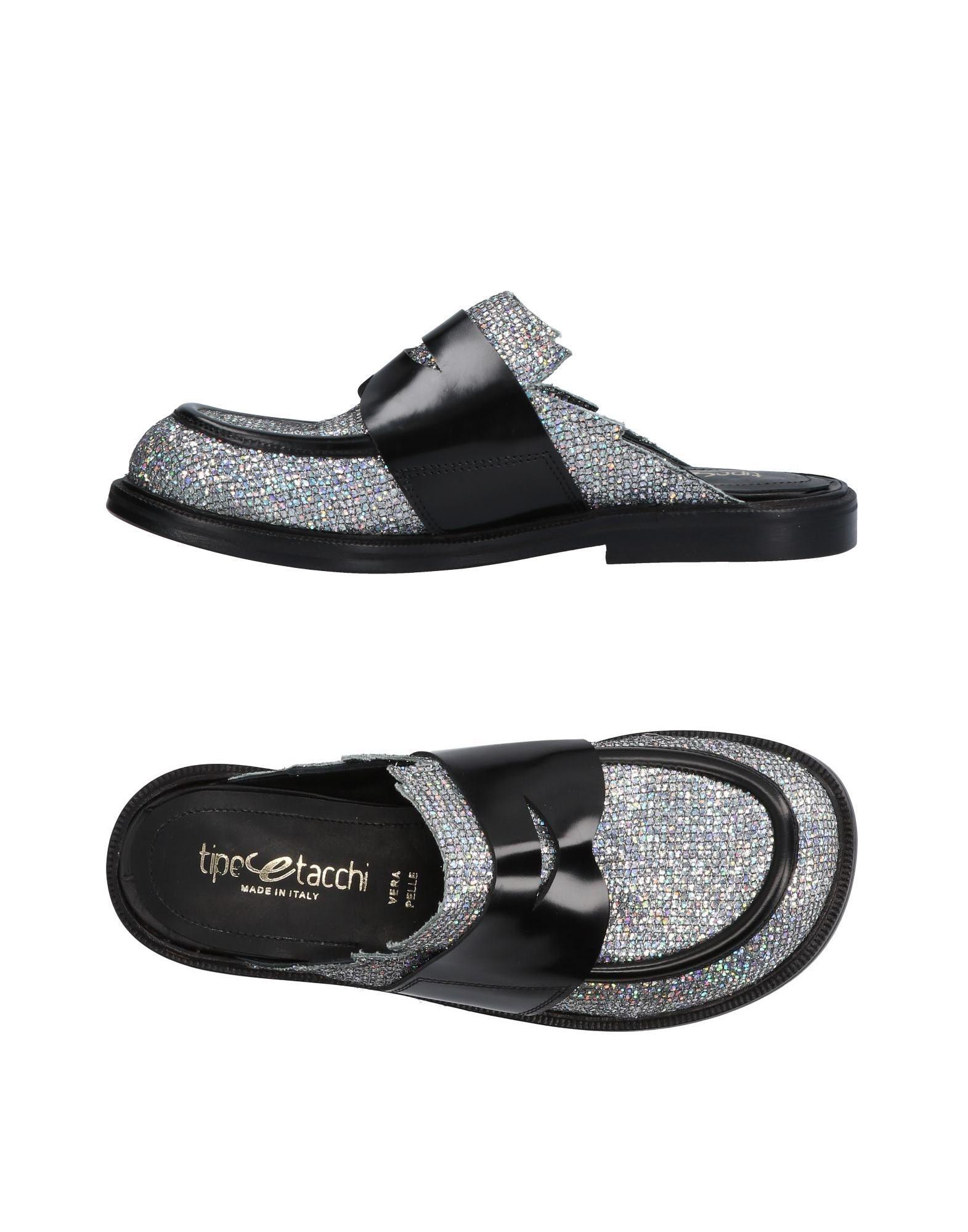 Stilvolle billige Schuhe Tipe  E Tacchi Pantoletten Damen  Tipe 11448221AU 6273fc
