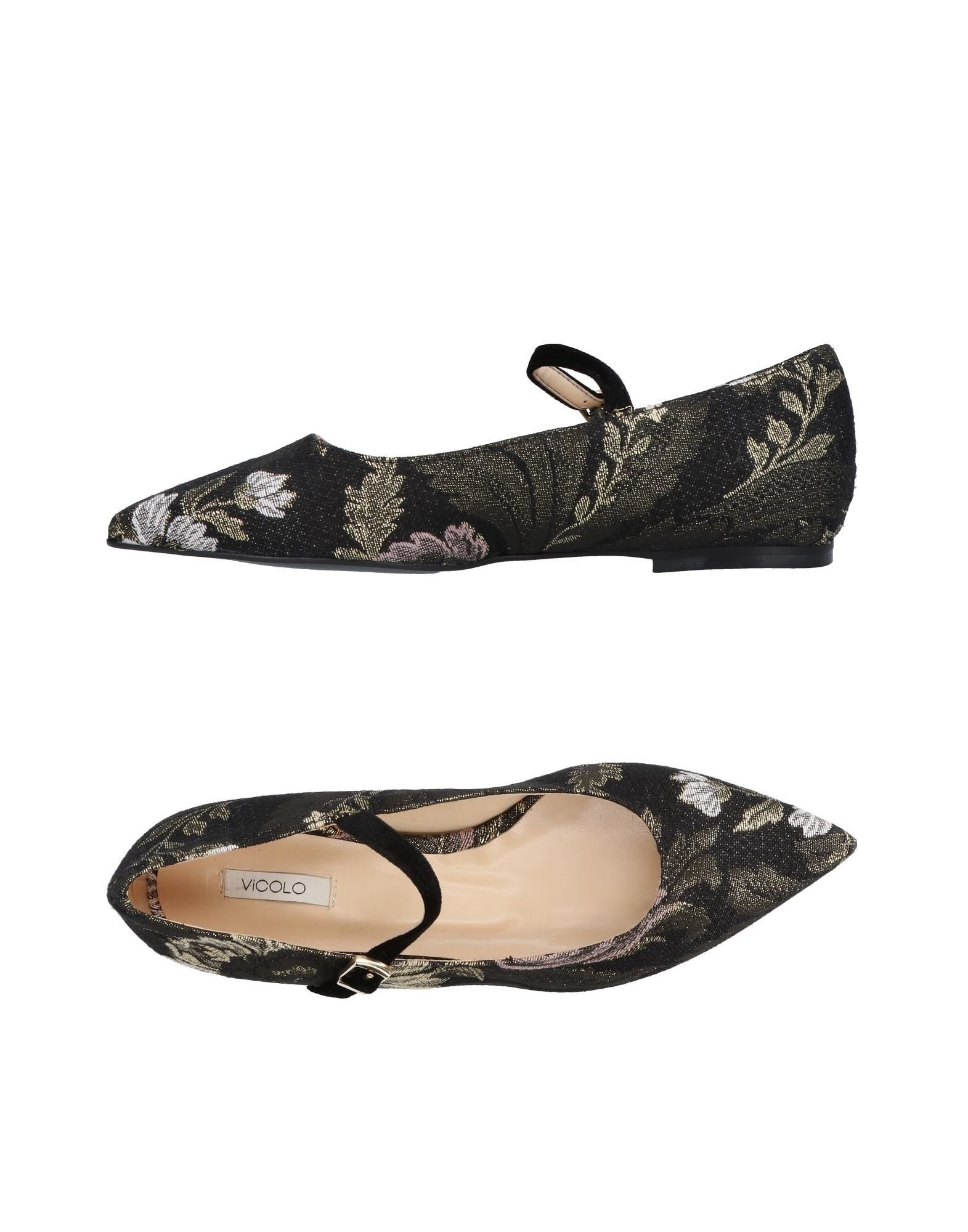 Vicolo Ballerinas Damen  11448225JF Gute Qualität beliebte Schuhe