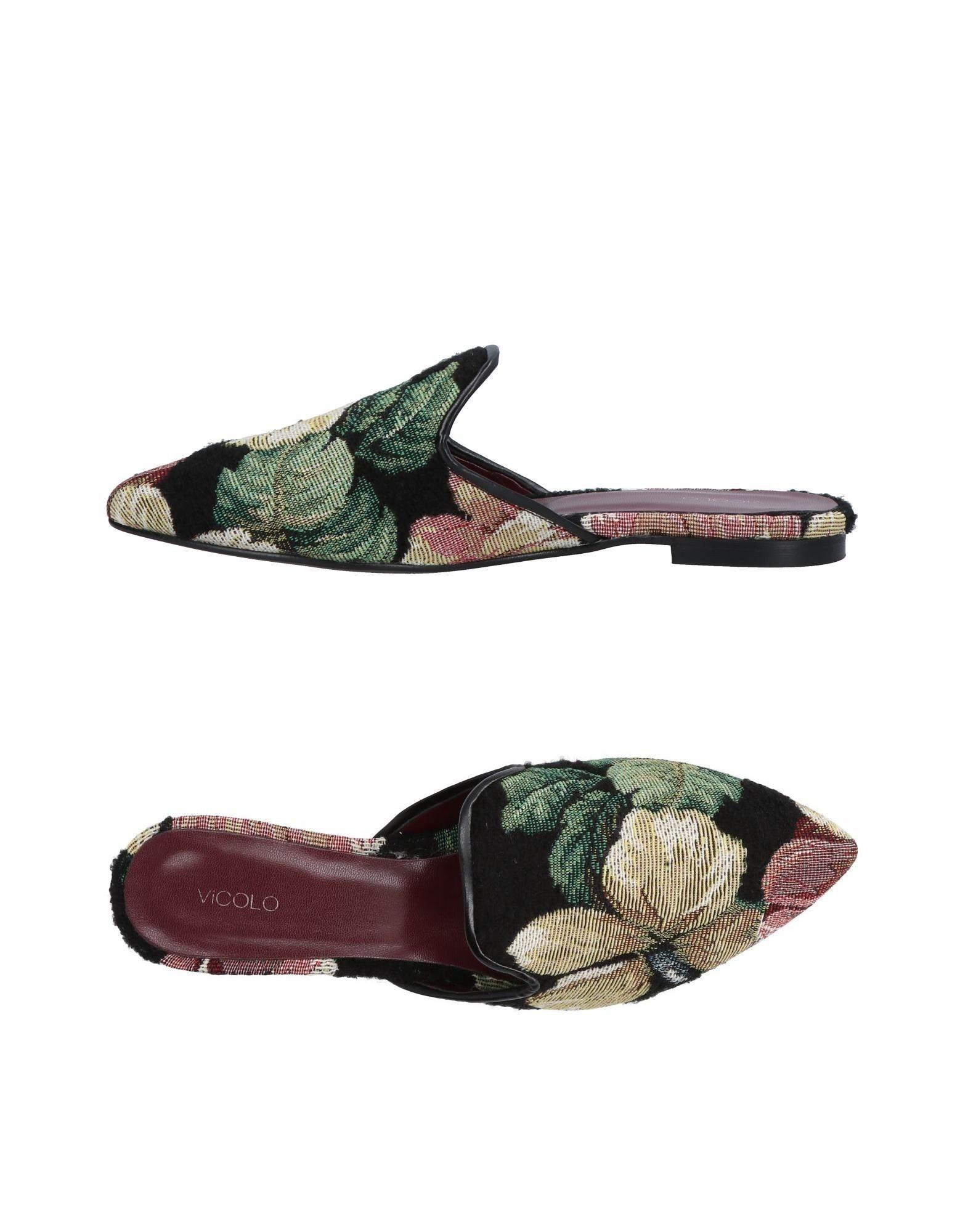 Vicolo Pantoletten Damen  11448233LO Schuhe Gute Qualität beliebte Schuhe 11448233LO bce62f