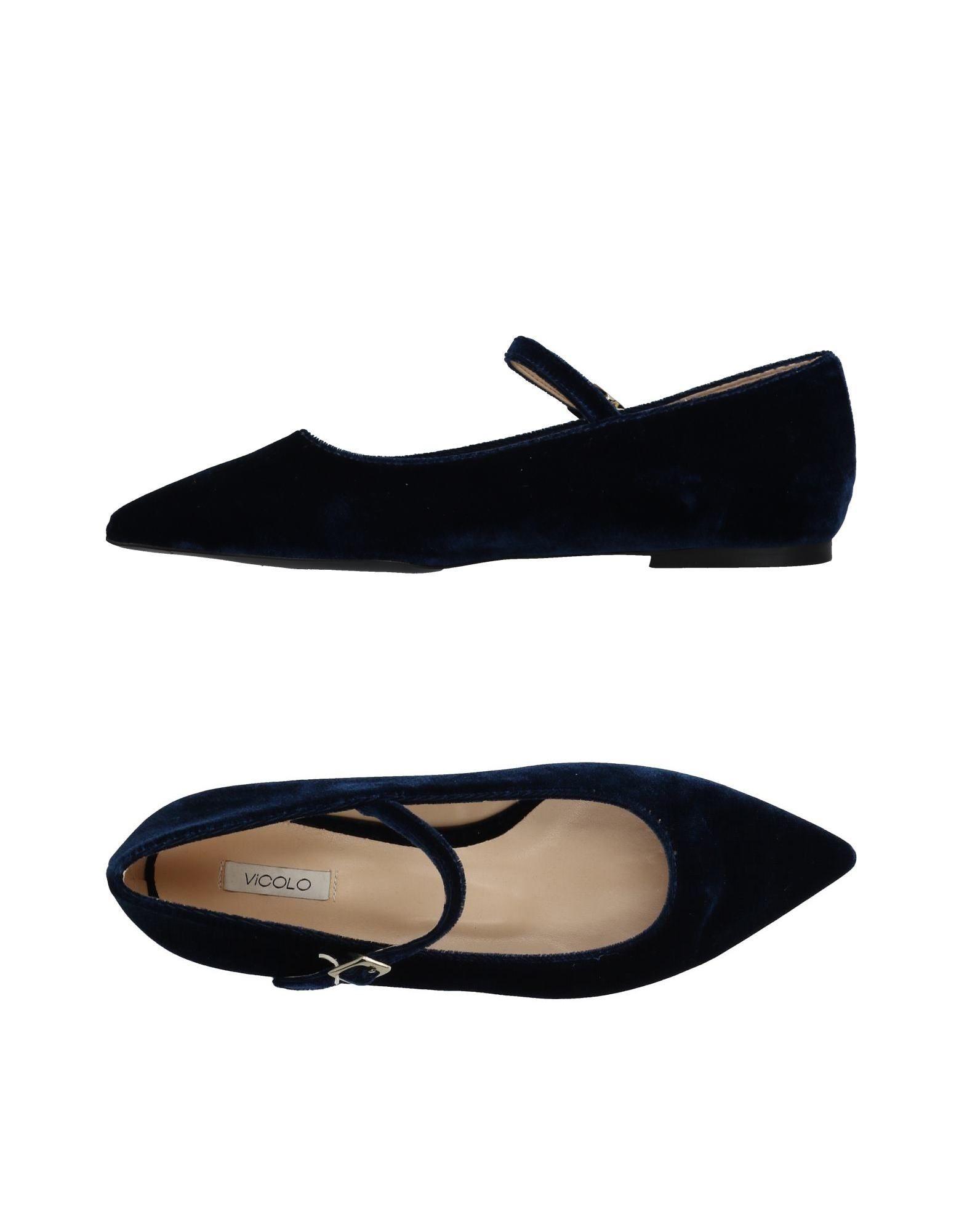 Scarpe economiche e resistenti Ballerine Vicolo Donna - 11448235NA