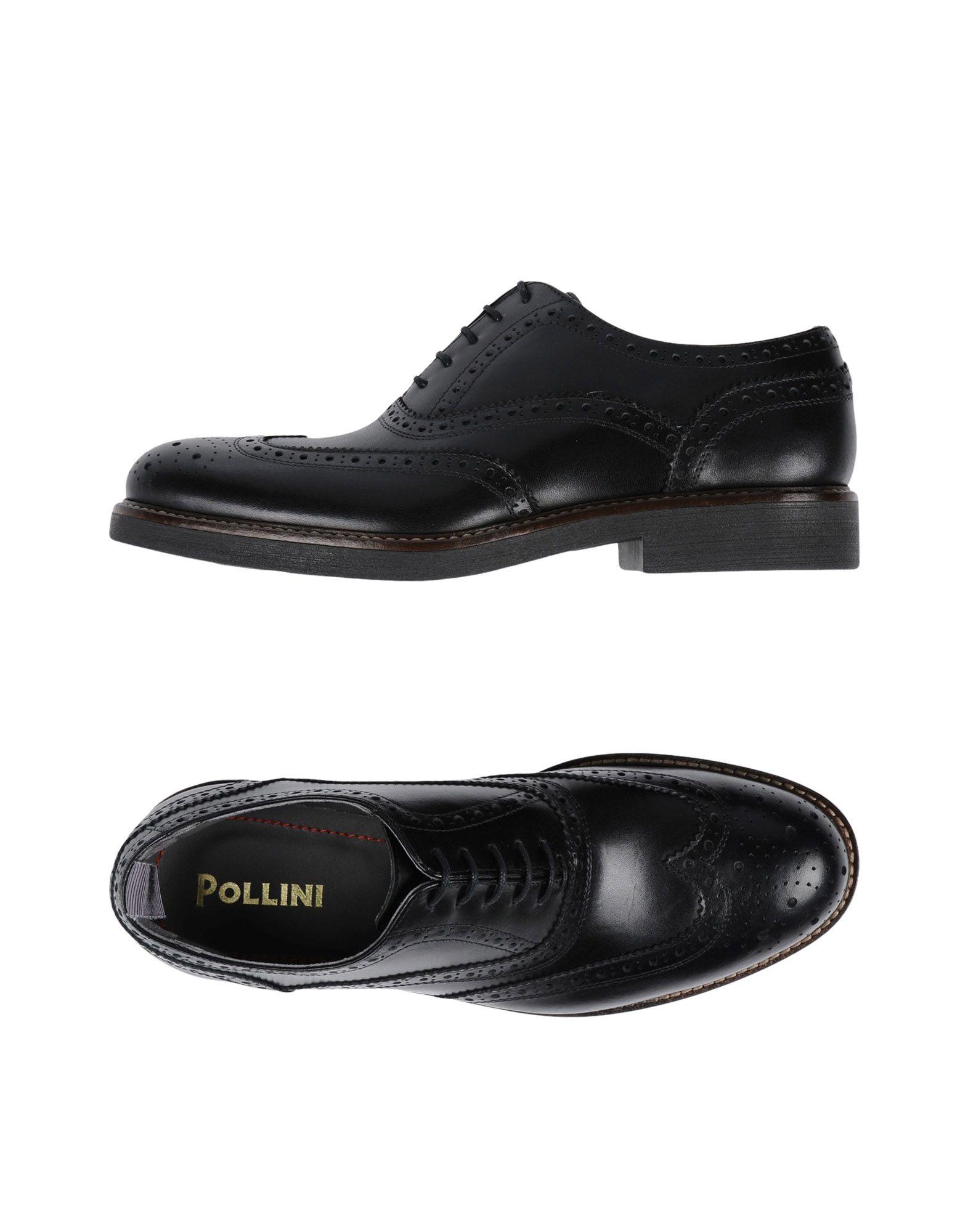 Pollini Schnürschuhe 11448259JB Herren  11448259JB Schnürschuhe Heiße Schuhe 51dd89