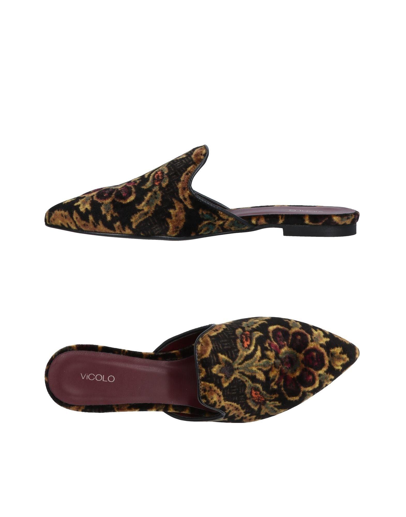 Vicolo Vicolo  Pantoletten Damen  11448273LC Heiße Schuhe 913c9a