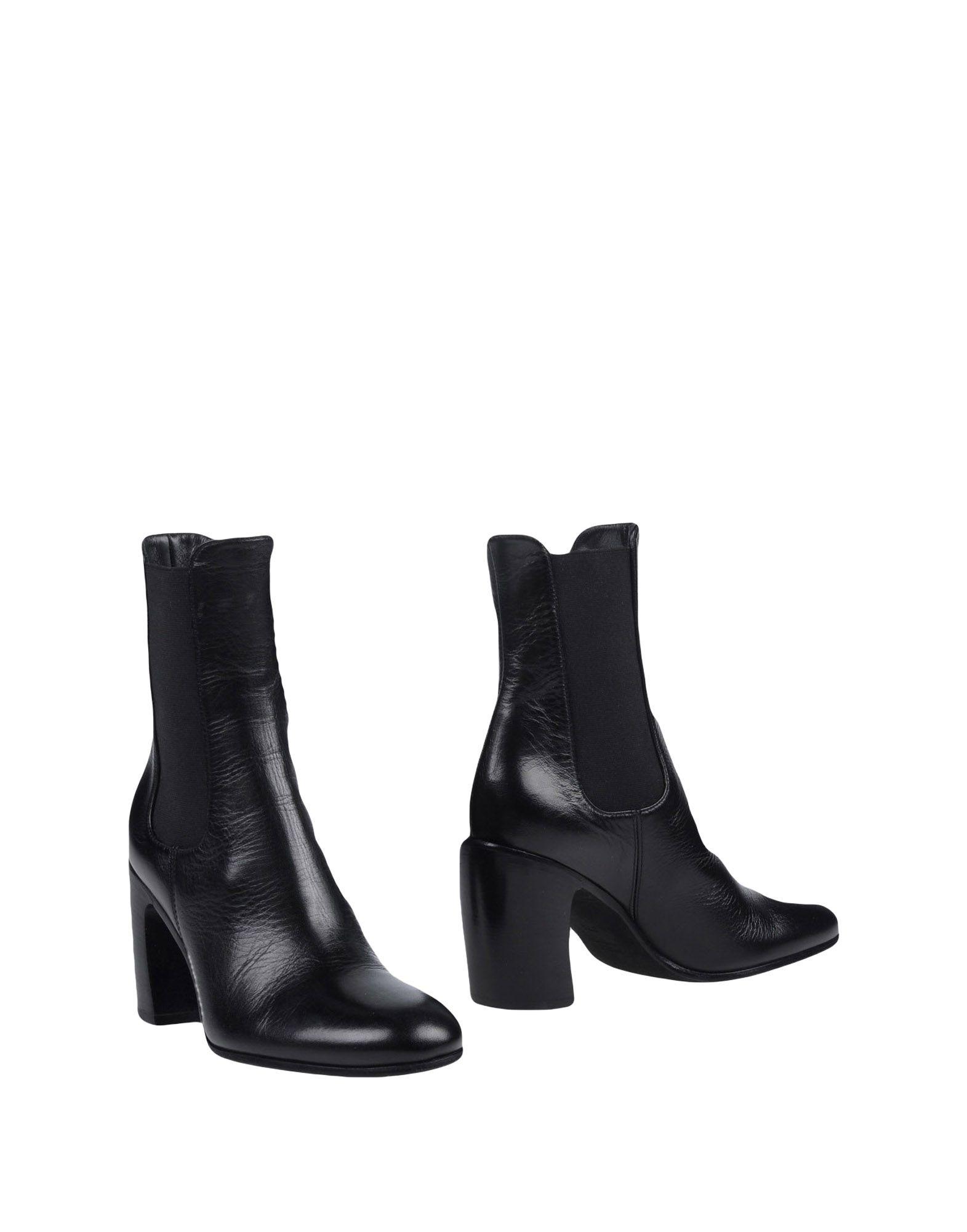 Ann Demeulemeester Chelsea Boots Damen  11448343IOGünstige gut aussehende Schuhe