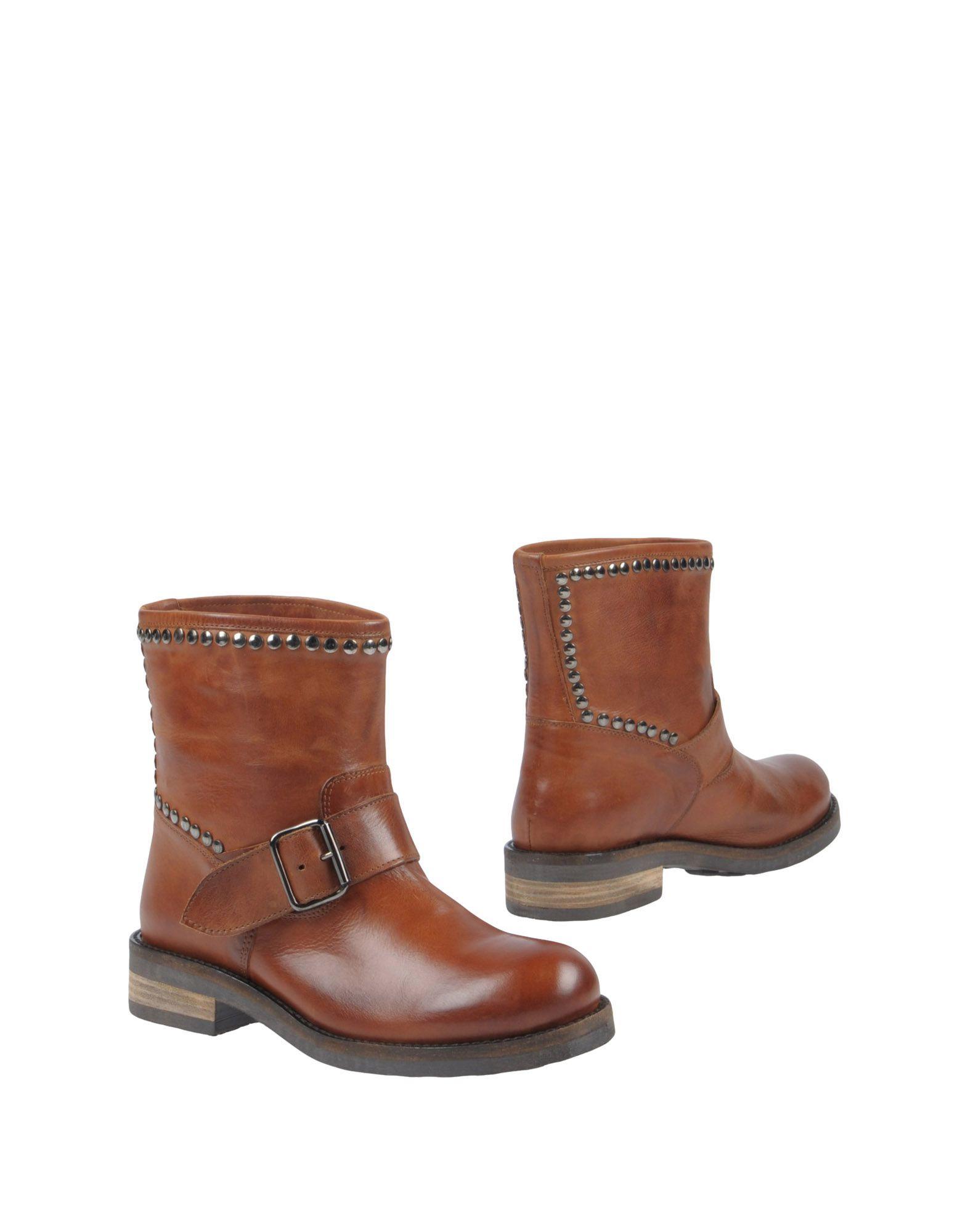 Gut um billige Schuhe zu 11448362CJ tragenSpaziomoda Stiefelette Damen  11448362CJ zu 1a8057