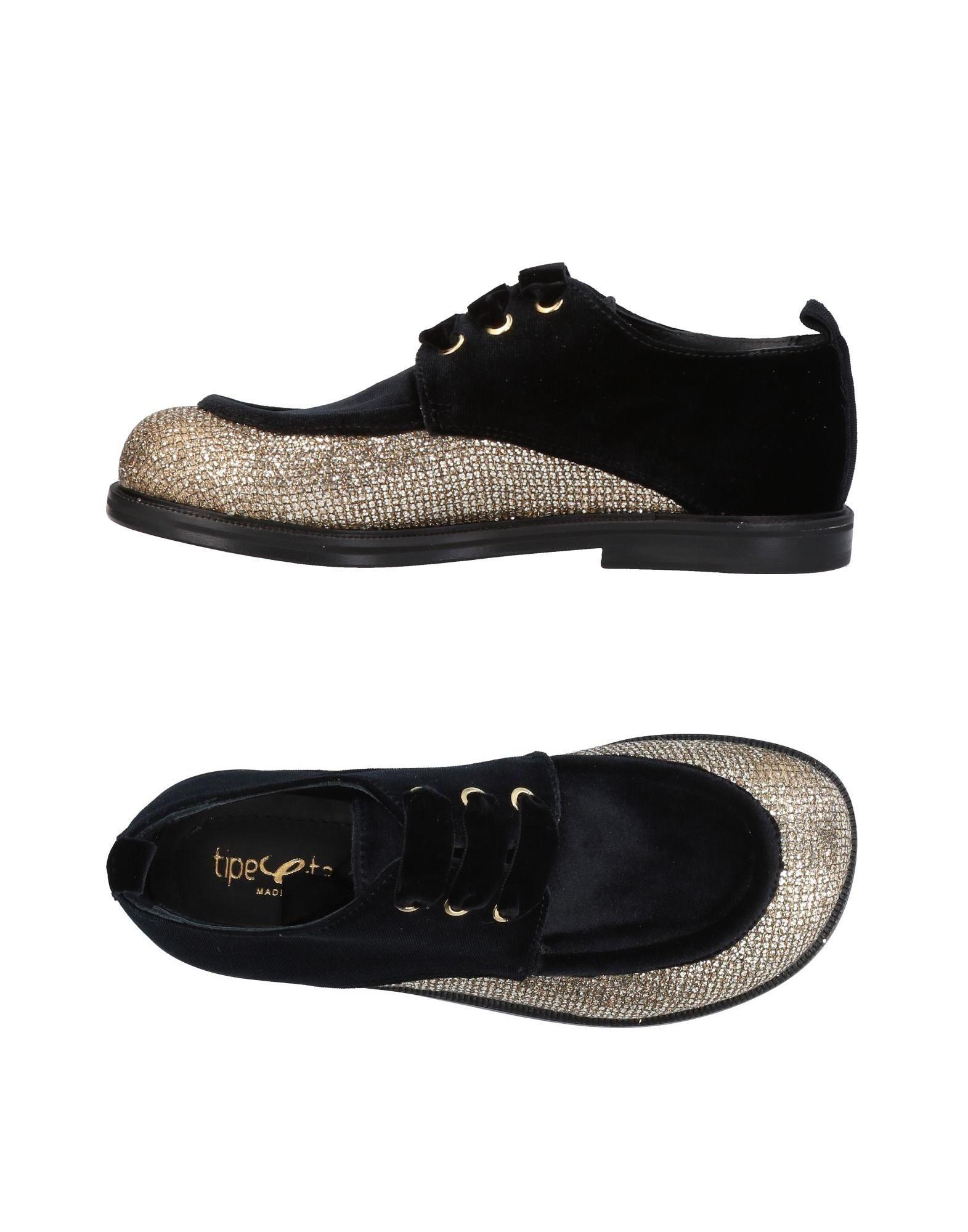 Tipe  E Tacchi Schnürschuhe Damen  Tipe 11448392AE Neue Schuhe c96525