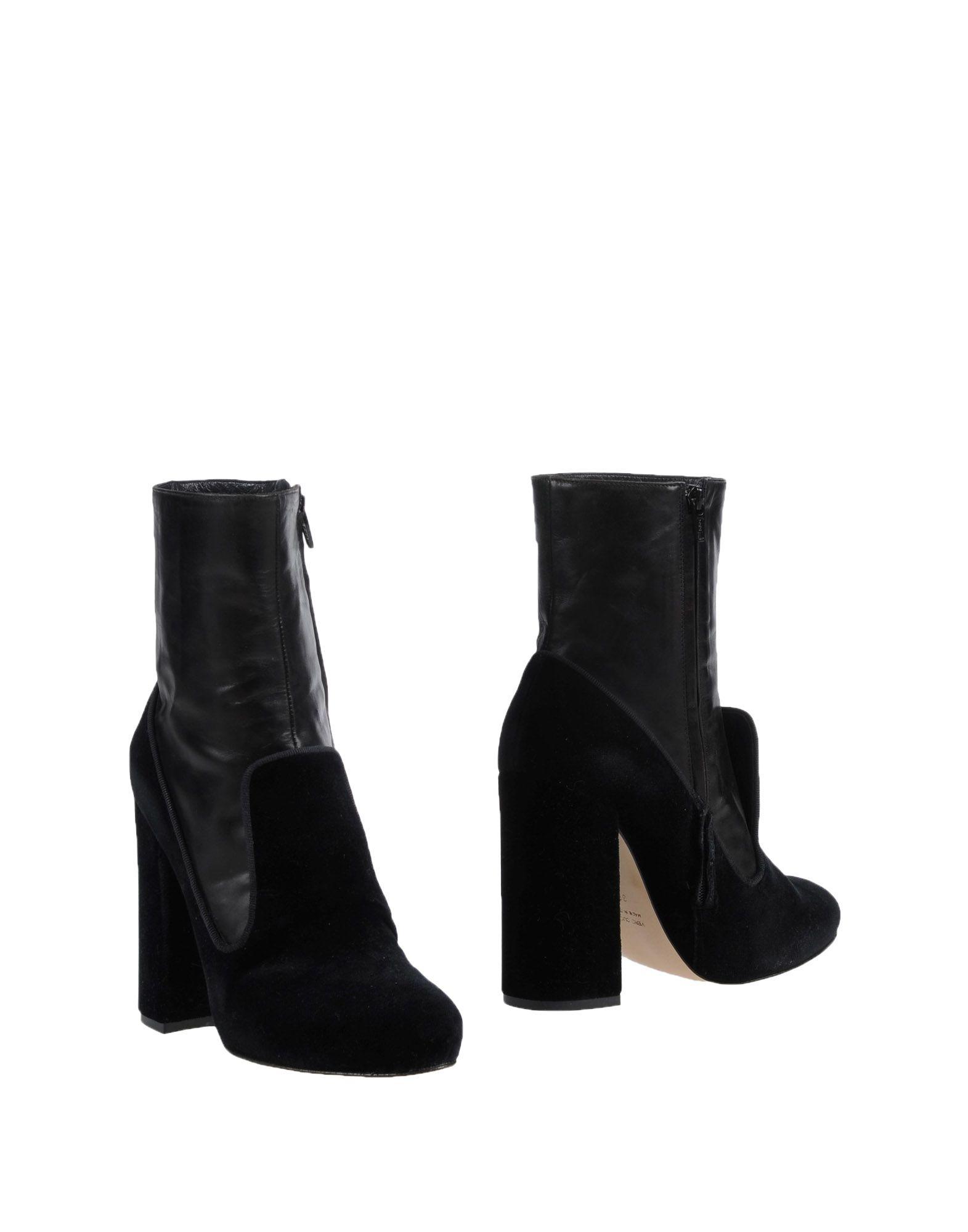 Rabatt Schuhe Erika Damen Cavallini Stiefelette Damen Erika  11448456UX 4a41a4