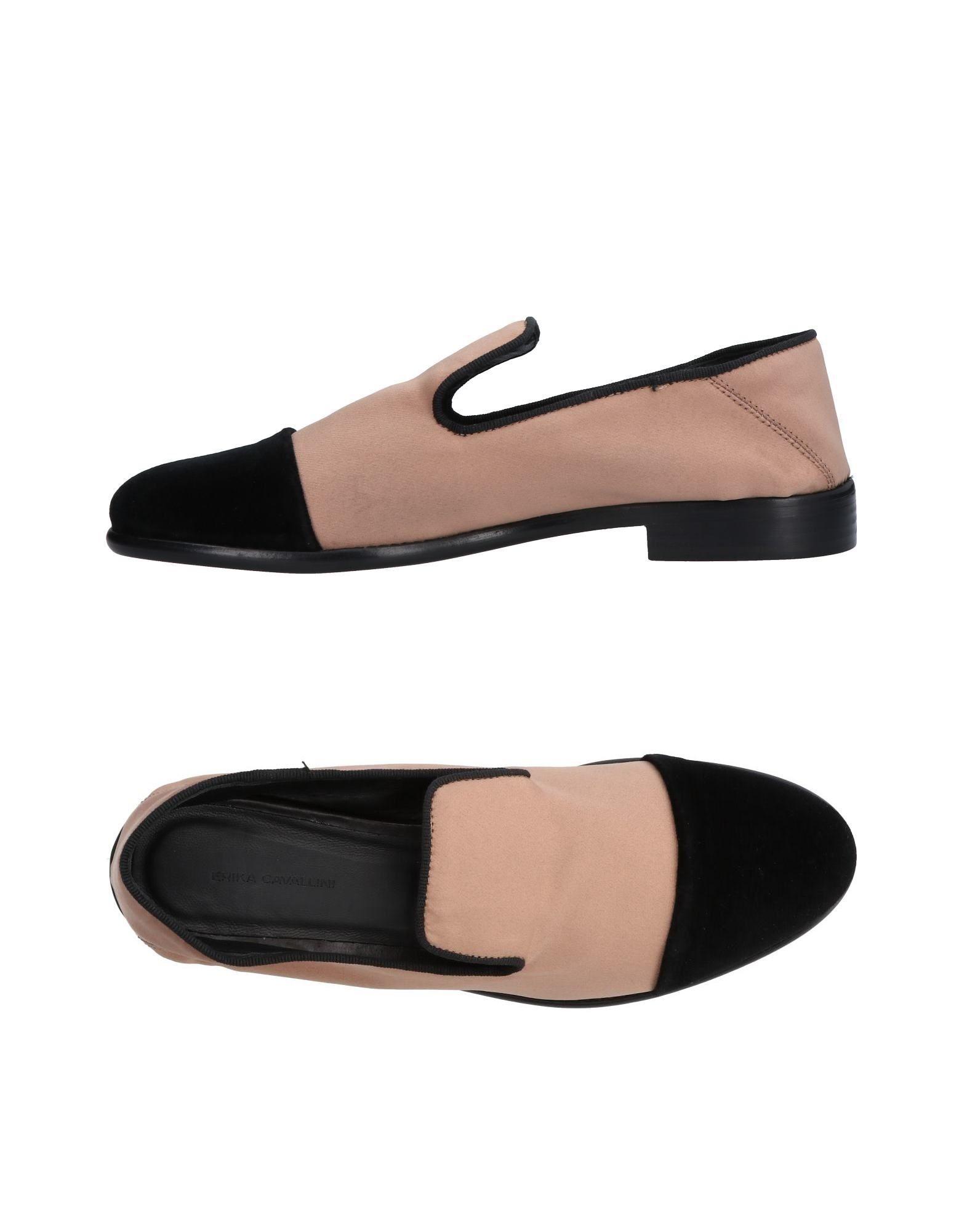 Erika Cavallini Mokassins Damen  11448465GLGut aussehende strapazierfähige Schuhe