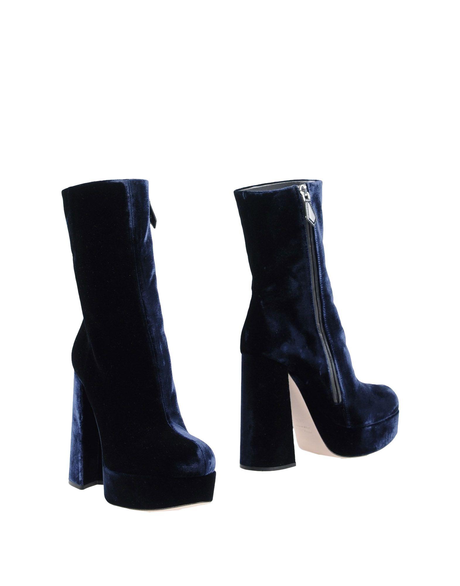 Miu Miu Stiefelette Damen aussehende  11448491NJGünstige gut aussehende Damen Schuhe 80165d