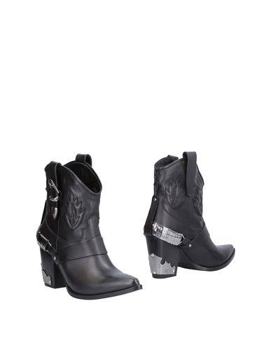 Los últimos zapatos de hombre hombre hombre y mujer Botín Divino Mujer - Botines Divino - 11448493CO Negro cb0038