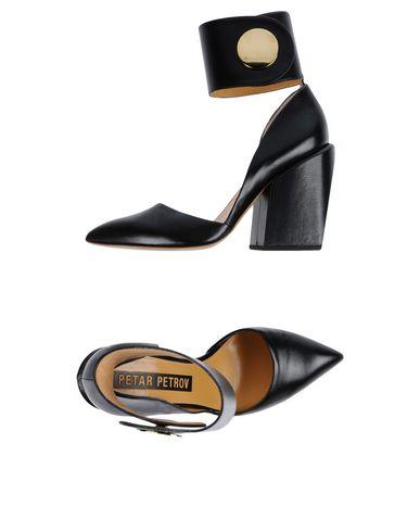 Descuento de la Petar marca Zapato De Salón Petar la Petrov Mujer - Salones Petar Petrov - 11448550OL Negro f9bc4d