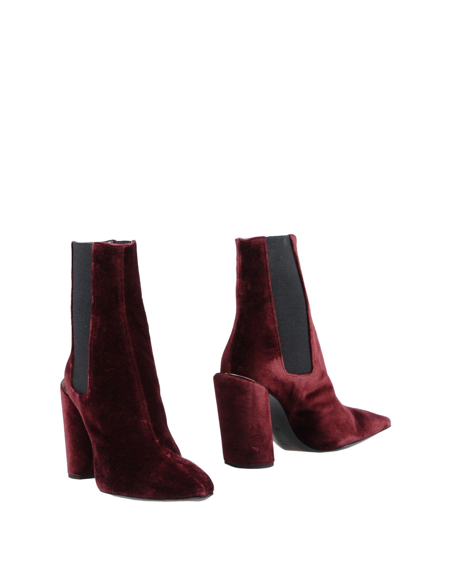 Jil Sander Chelsea Boots Damen  11448583QVGünstige gut aussehende Schuhe