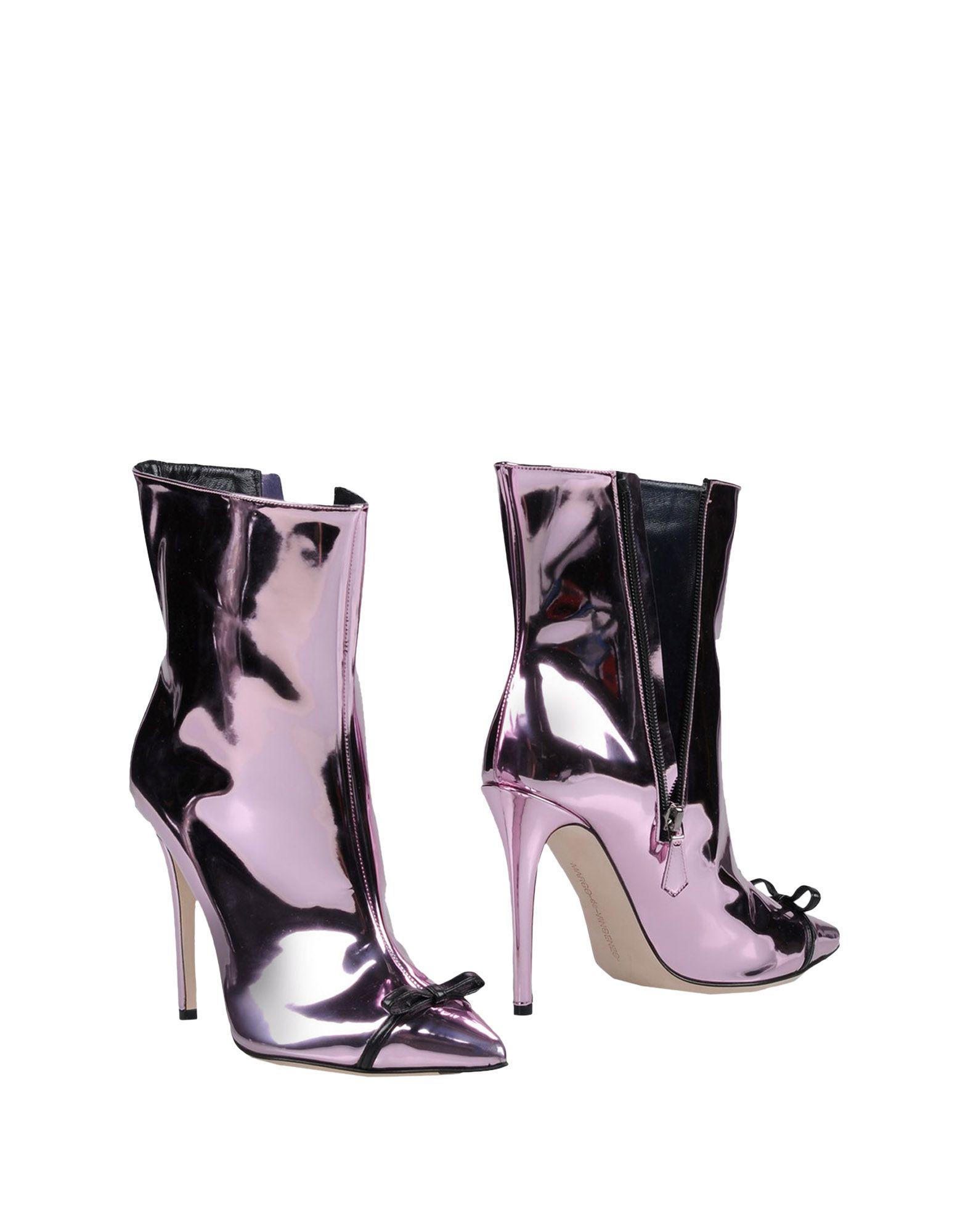 Marco De Vincenzo Stiefelette Damen  11448591QQGünstige gut aussehende Schuhe