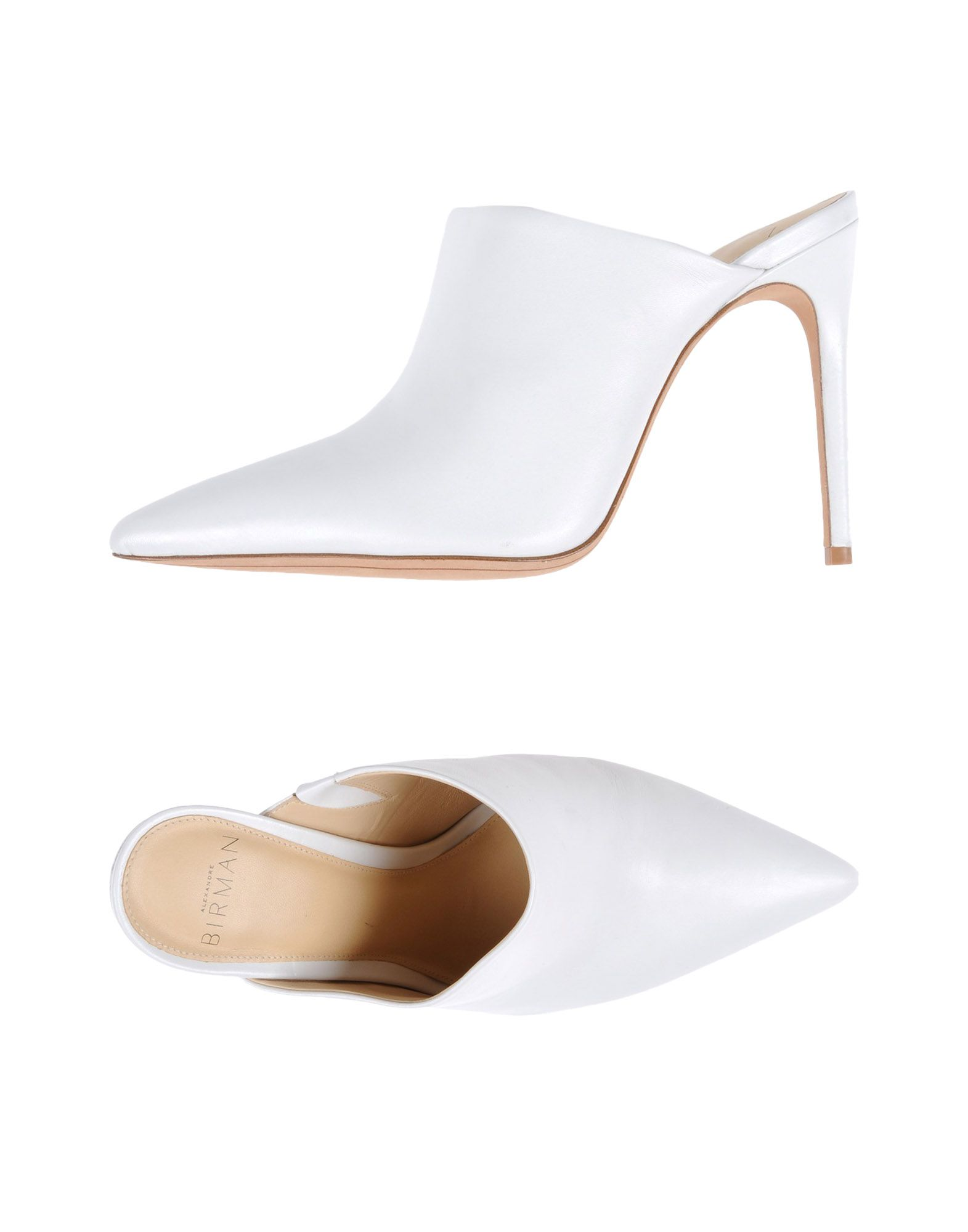 Rabatt Schuhe Alexandre Birman Pantoletten Damen  11448595UQ