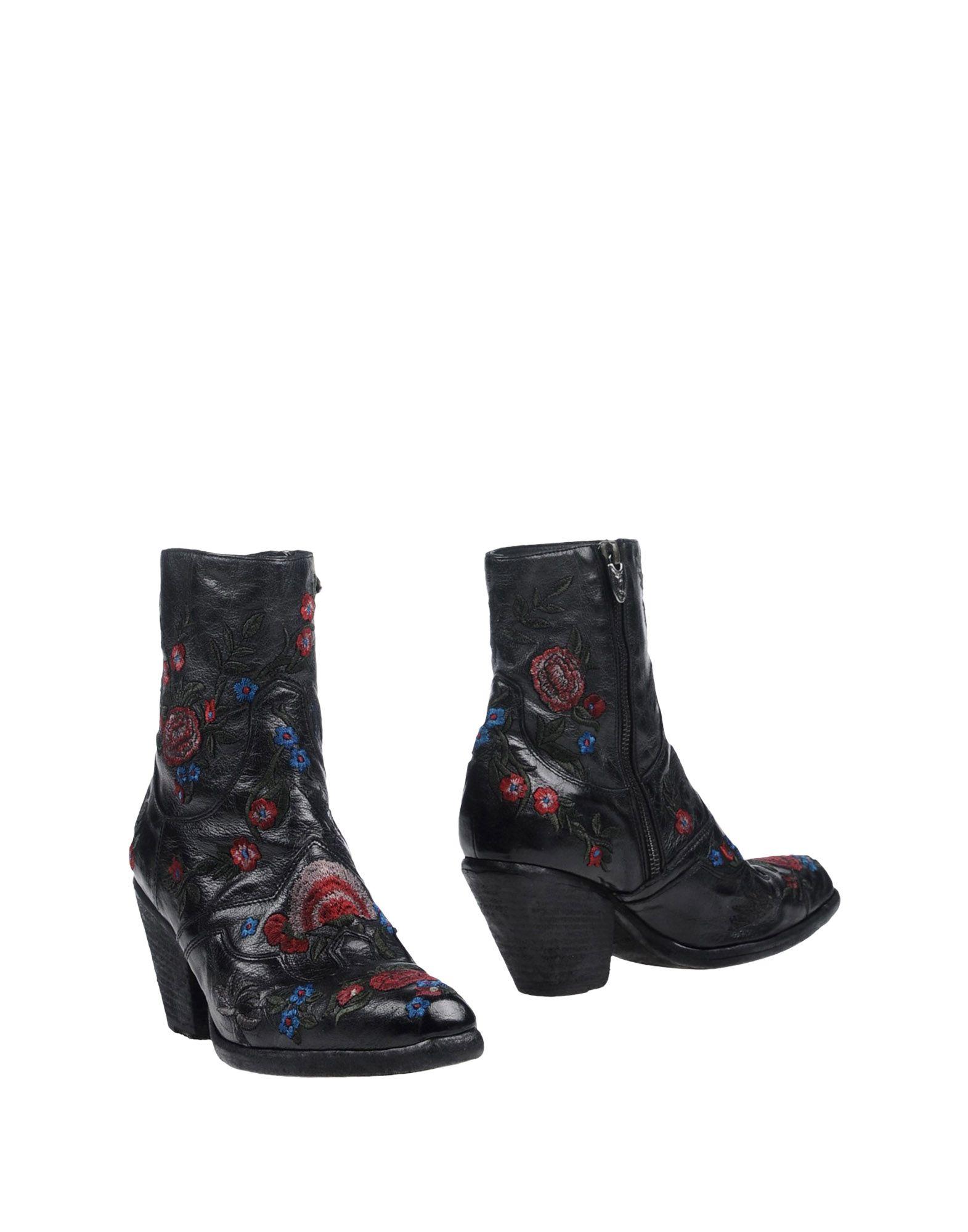 Fauzian 11448598KO Jeunesse Vintage Stiefelette Damen  11448598KO Fauzian Neue Schuhe f5b1c1