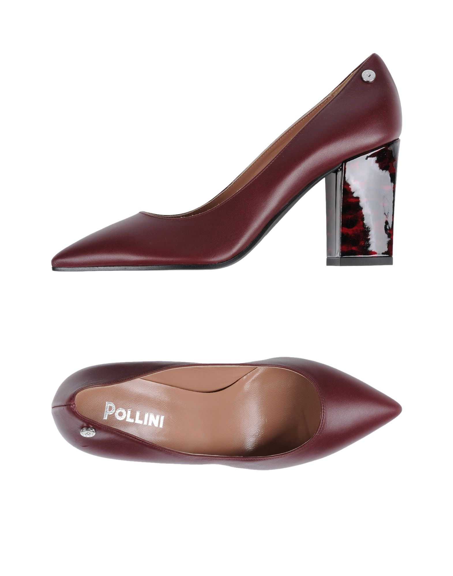 Stilvolle billige Schuhe Pollini Pumps Damen  11448634GP