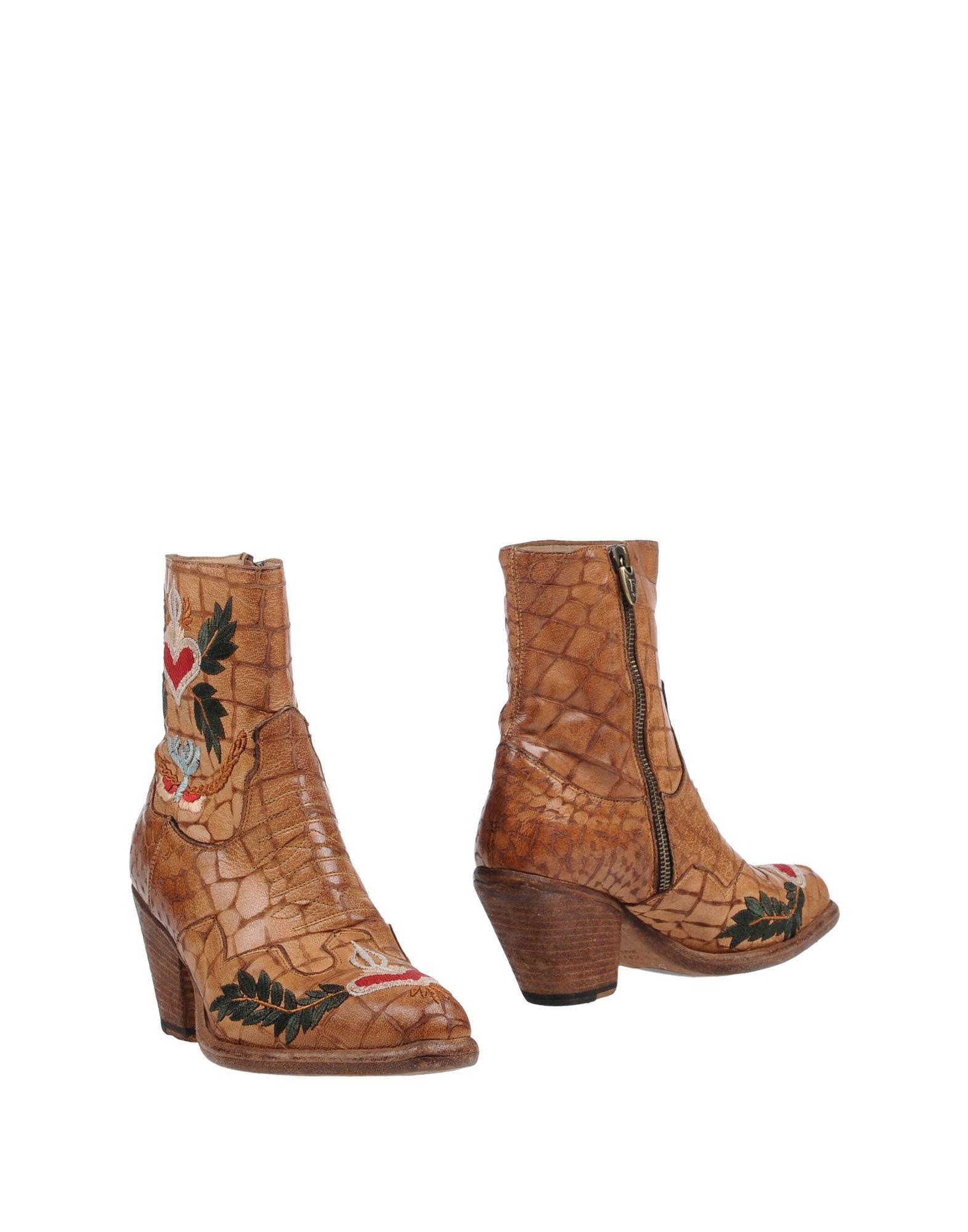 Fauzian Jeunesse Vintage Stiefelette Damen  11448640FI Neue Schuhe Schuhe Neue 30ab9f