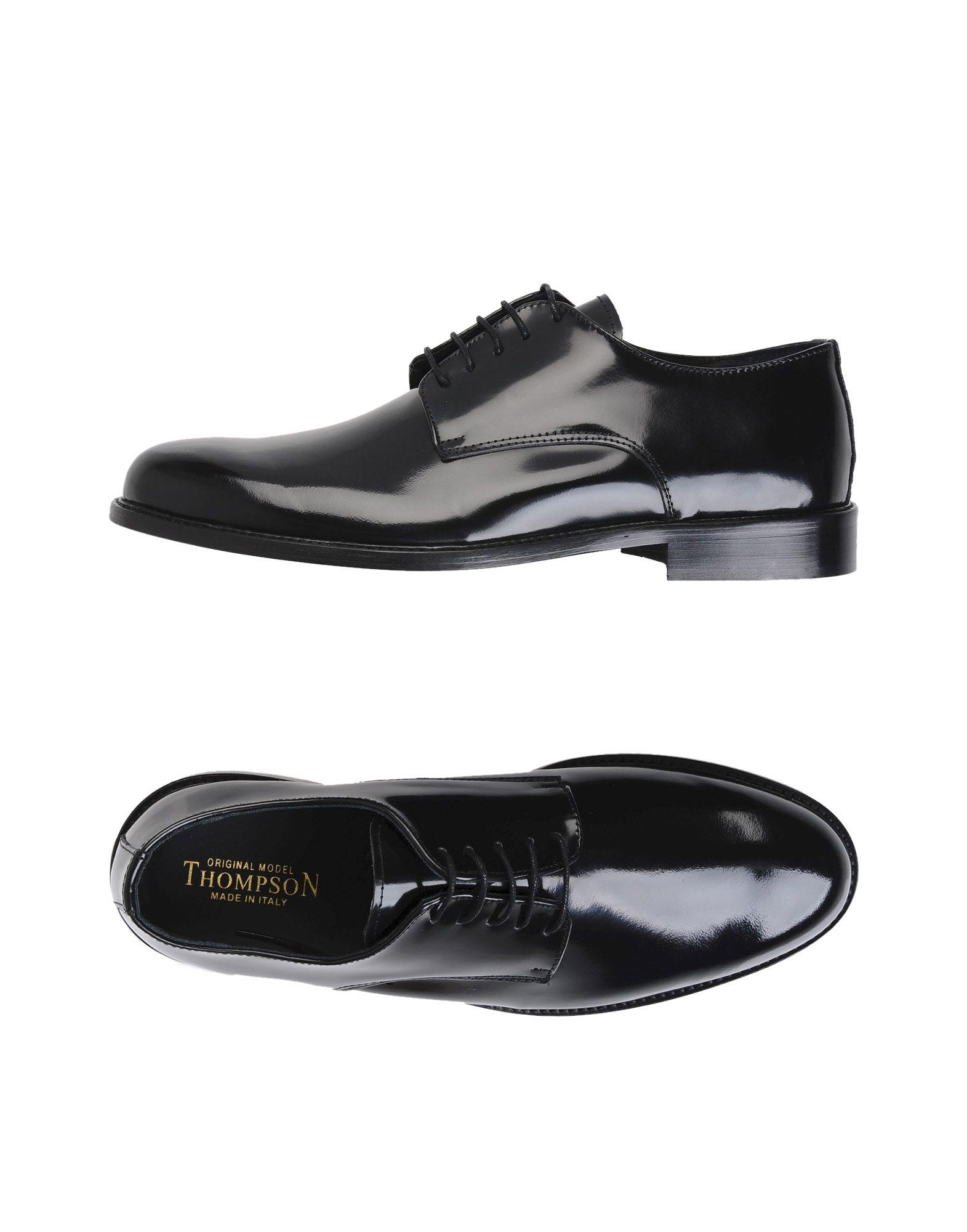 Haltbare Mode billige Schuhe Thompson Schnürschuhe Herren  11448716ON Heiße Schuhe