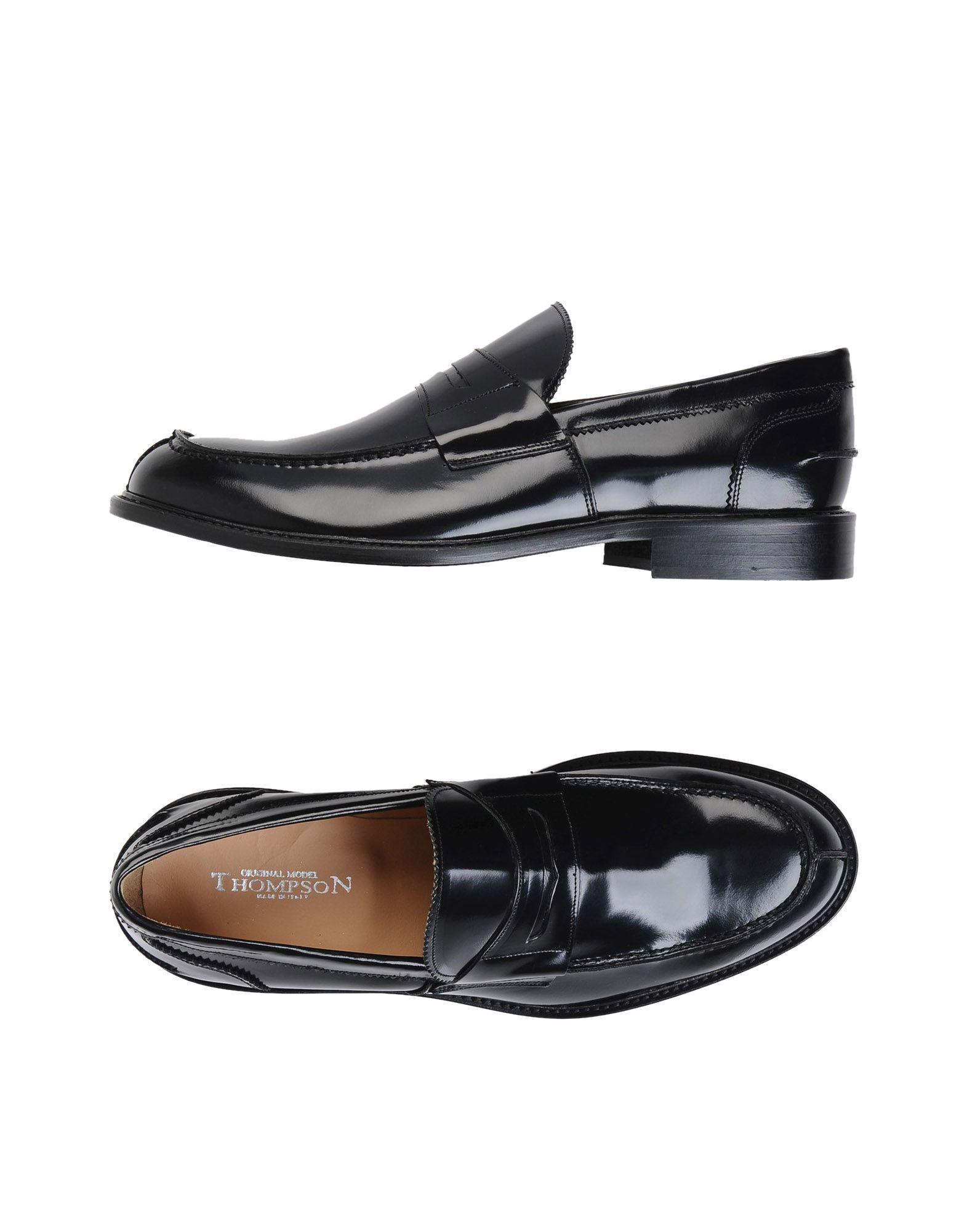 Rabatt echte echte Rabatt Schuhe Thompson Mokassins Herren  11448720LQ 85d861