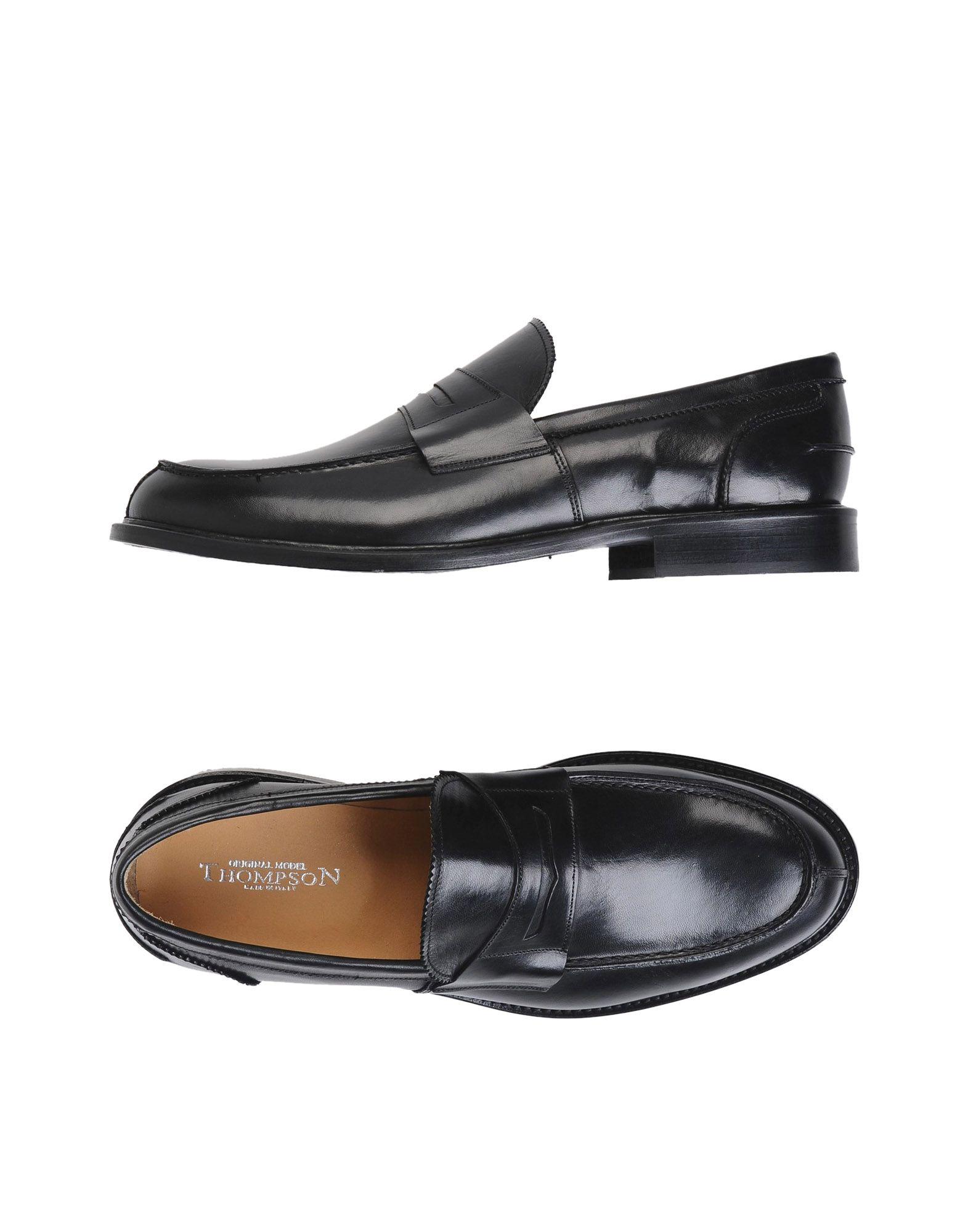 Haltbare Mode billige Schuhe Thompson Mokassins Herren  11448725PC Heiße Schuhe