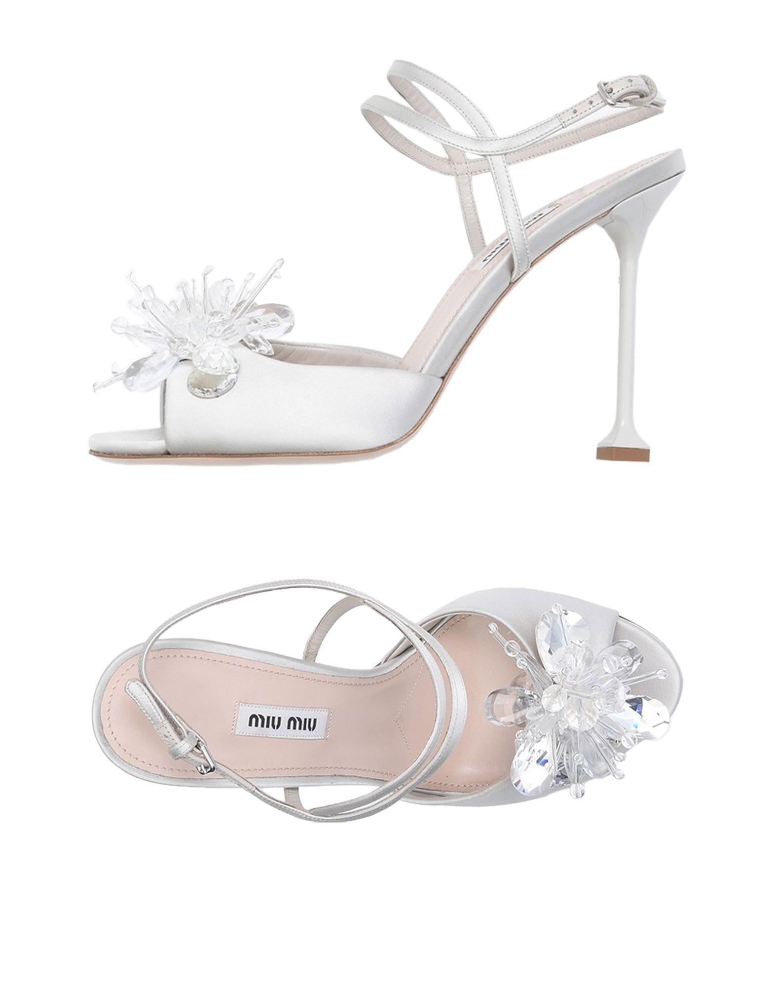 Miu Miu Sandalen Damen  11448804UBGünstige gut aussehende Schuhe
