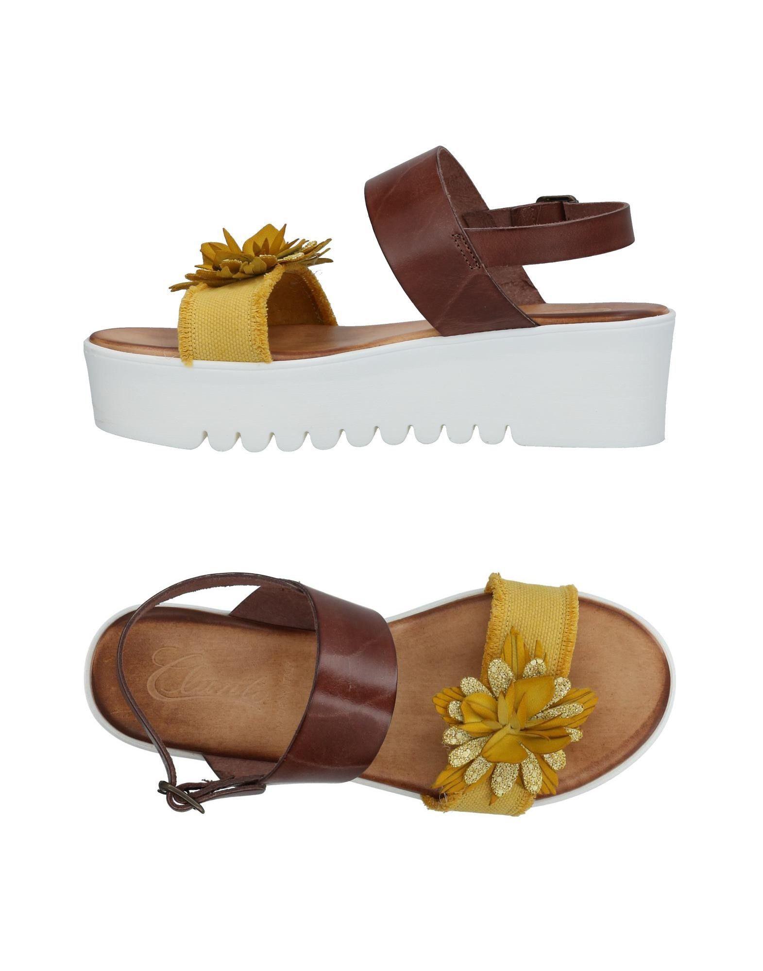 Clanto Sandalen Damen  11448833TC Gute Qualität beliebte Schuhe