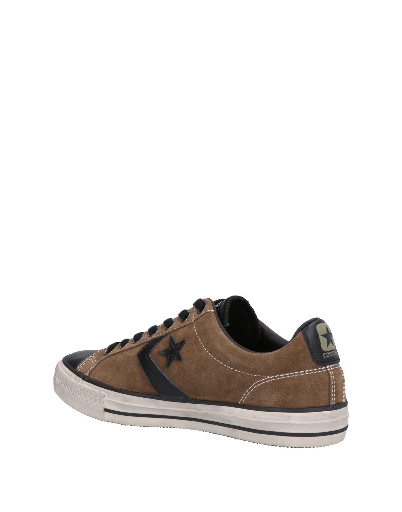 Rabatt echte Schuhe Converse All Star Sneakers Herren  11448852JL